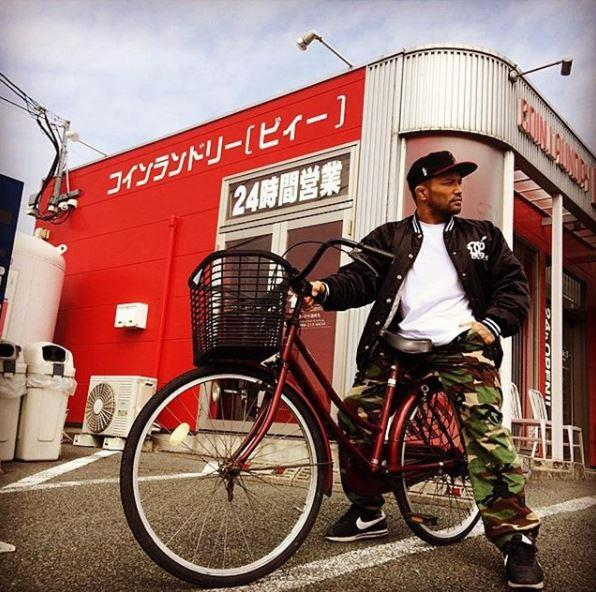 Yamamoto last shared a picture of himself in July with the caption 'Wife's grandma's bike'