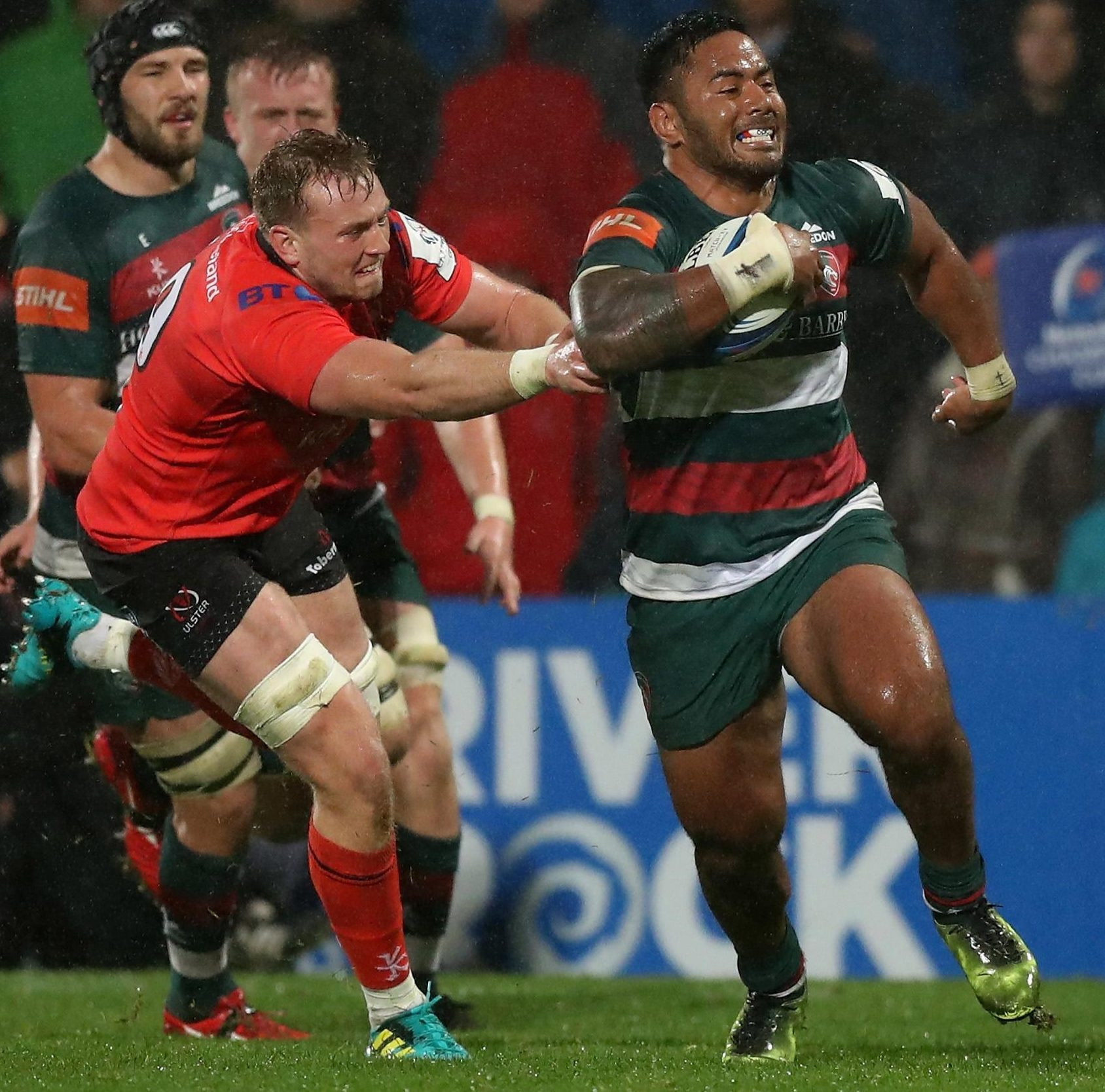 Tuilagi has hit some form at Leicester Tigers and has managed to stay fit