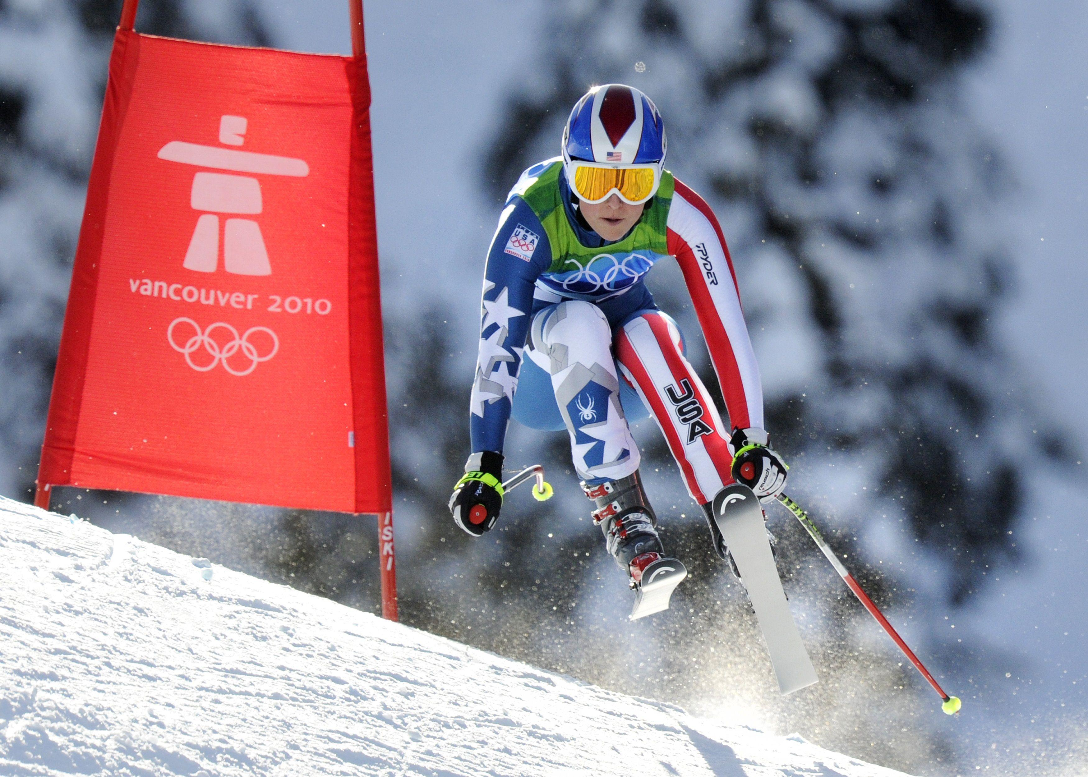 Lindsey Vonn is calling time on her illustrious career as a skier