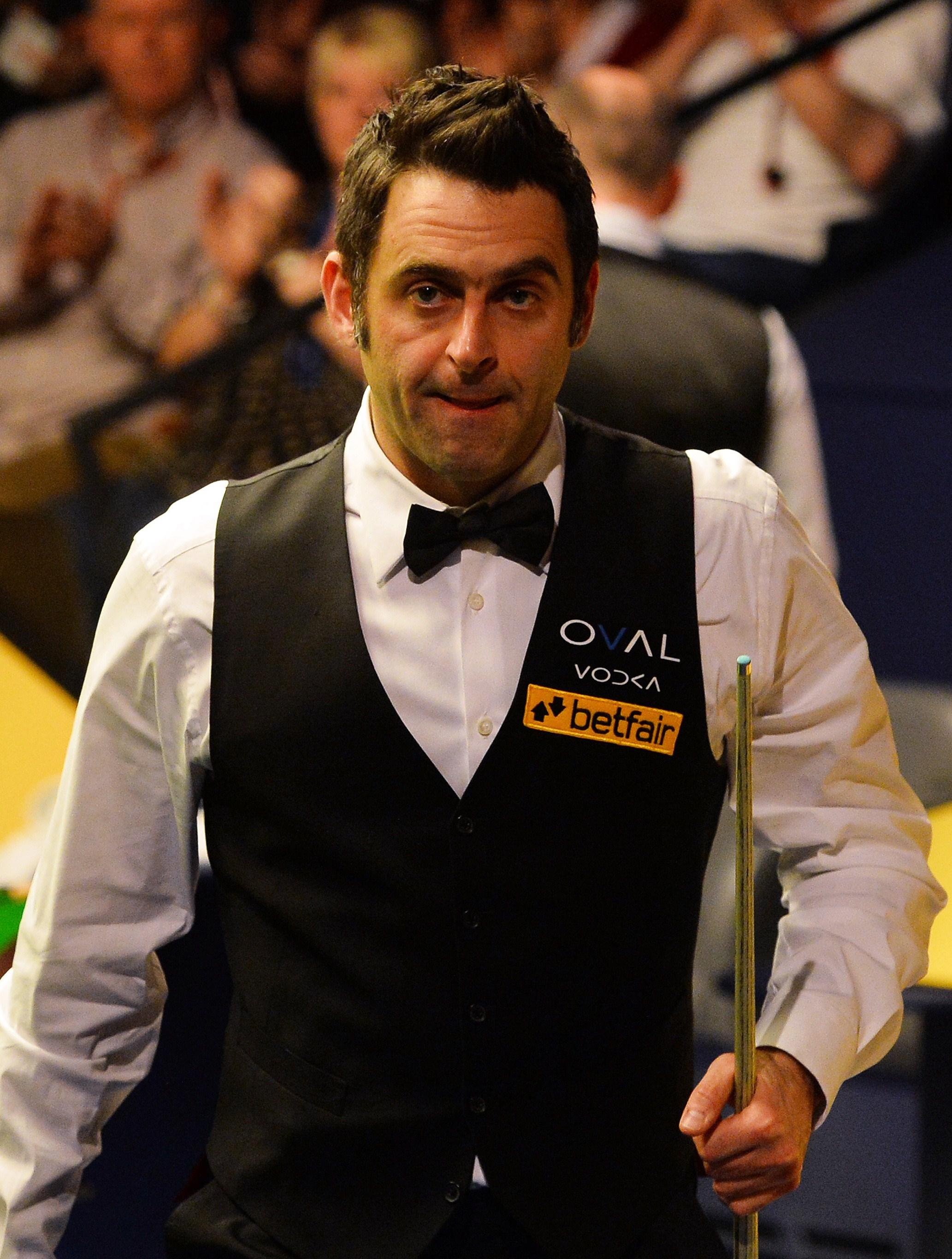 Ronnie O'Sullivan is not the only player to criticise the choice