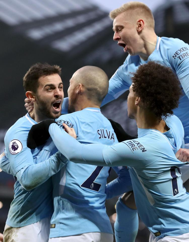 Bernardo Silva continues to learn from the brilliance of David Silva