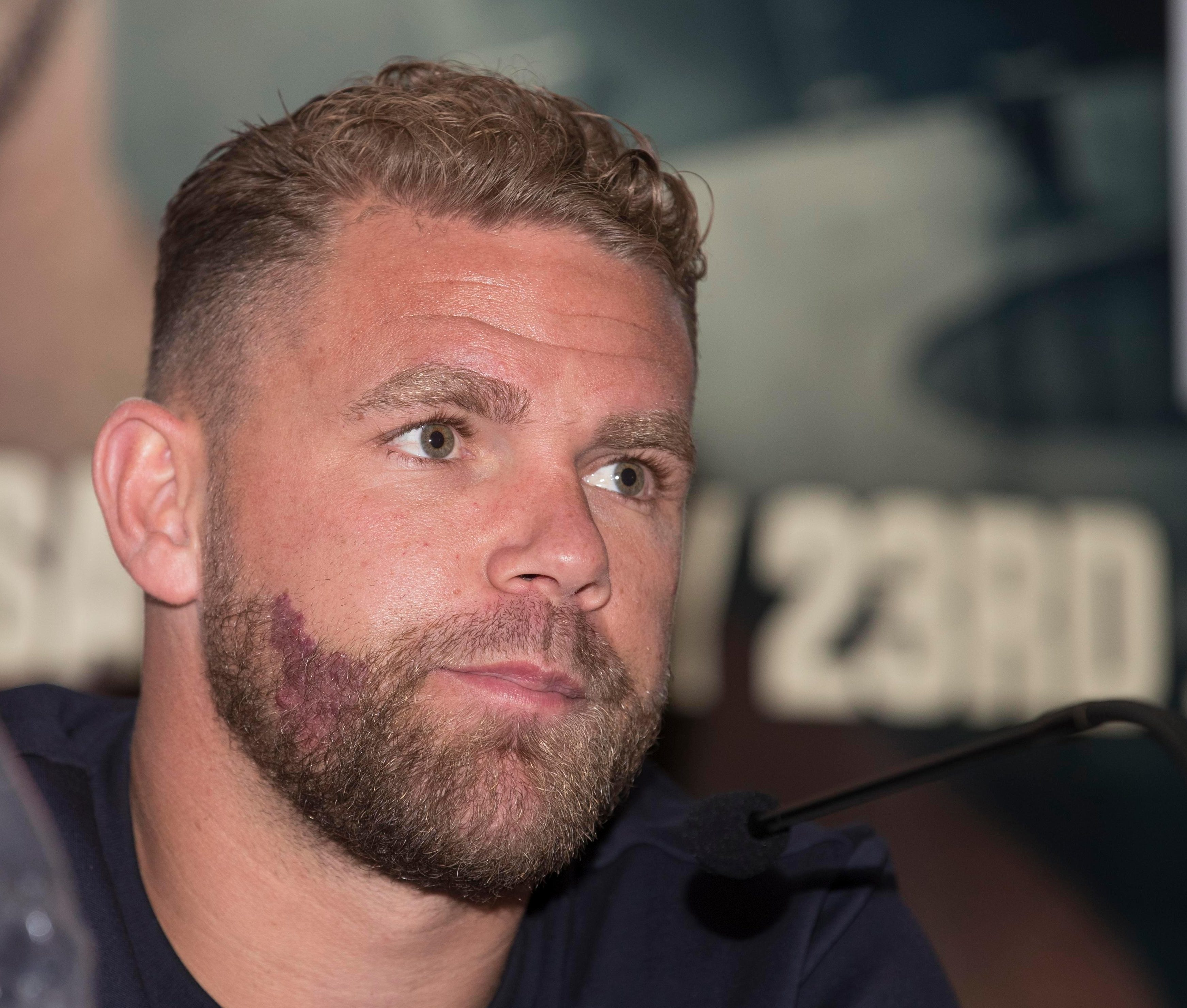 Billy Joe Saunders has been denied a licence to defend his WBO middleweight title
