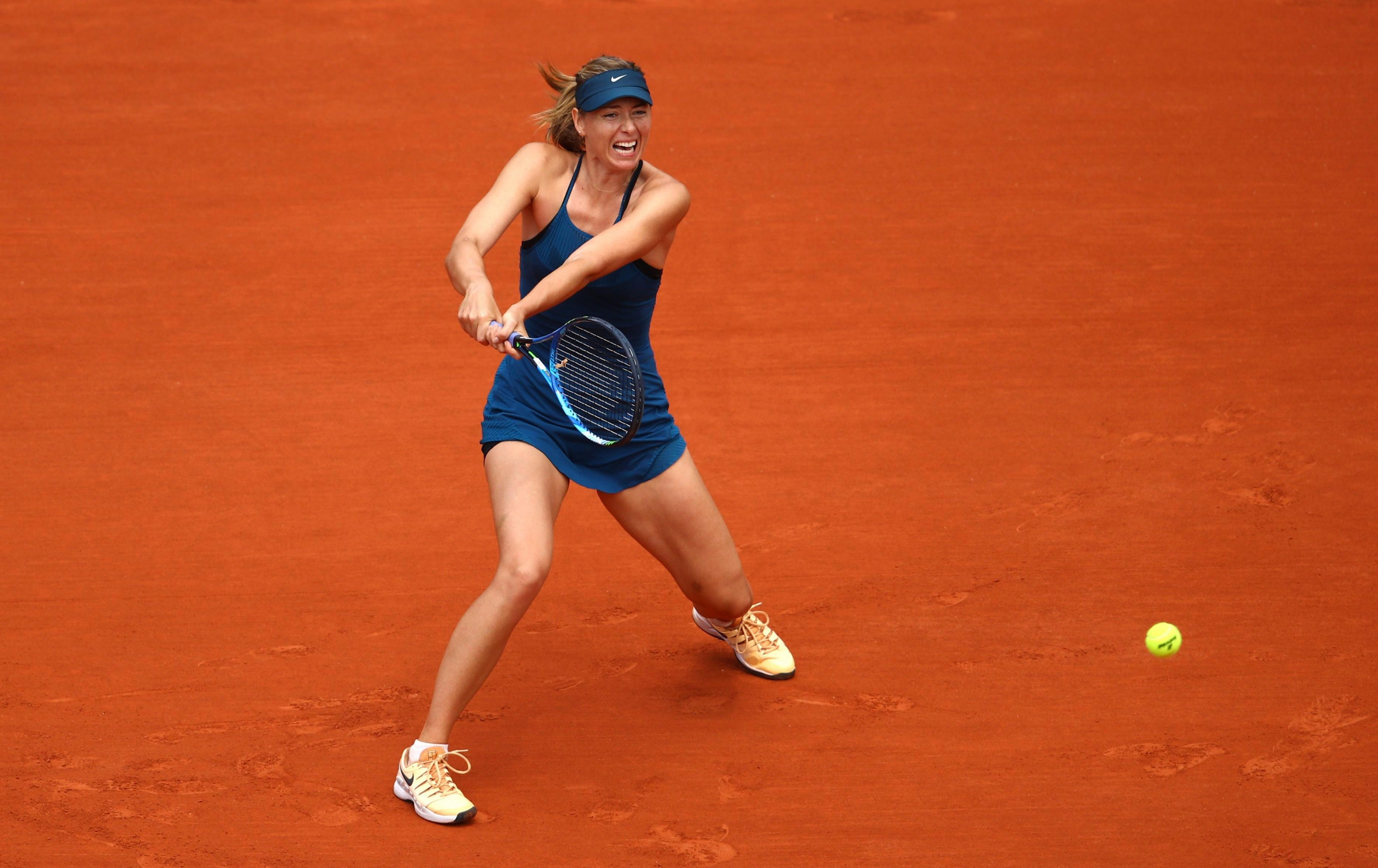 Maria Sharapova has earned around £10m a year from her deal with Nike