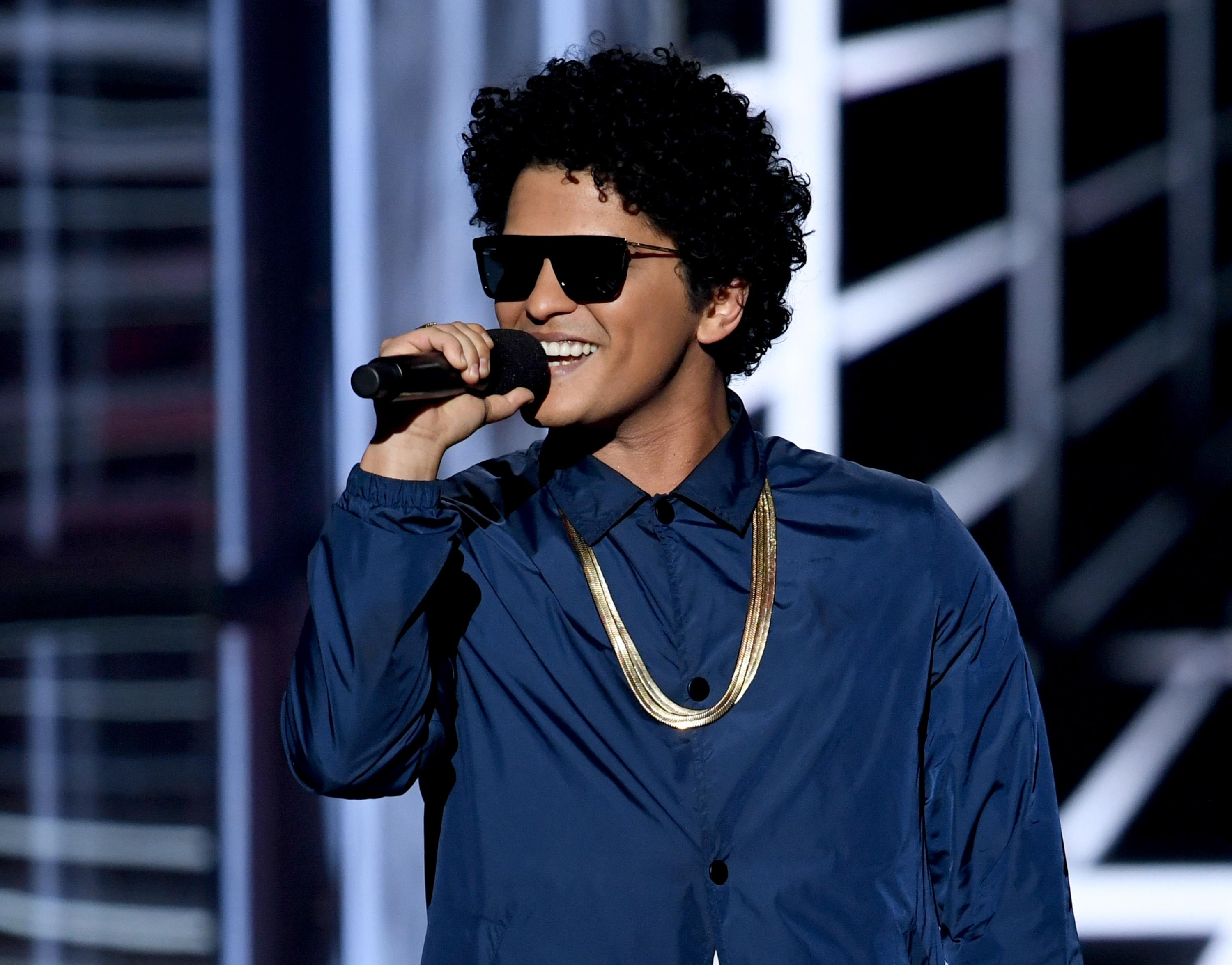 Bruno Mars is set to perform at the US Grand Prix in Texas