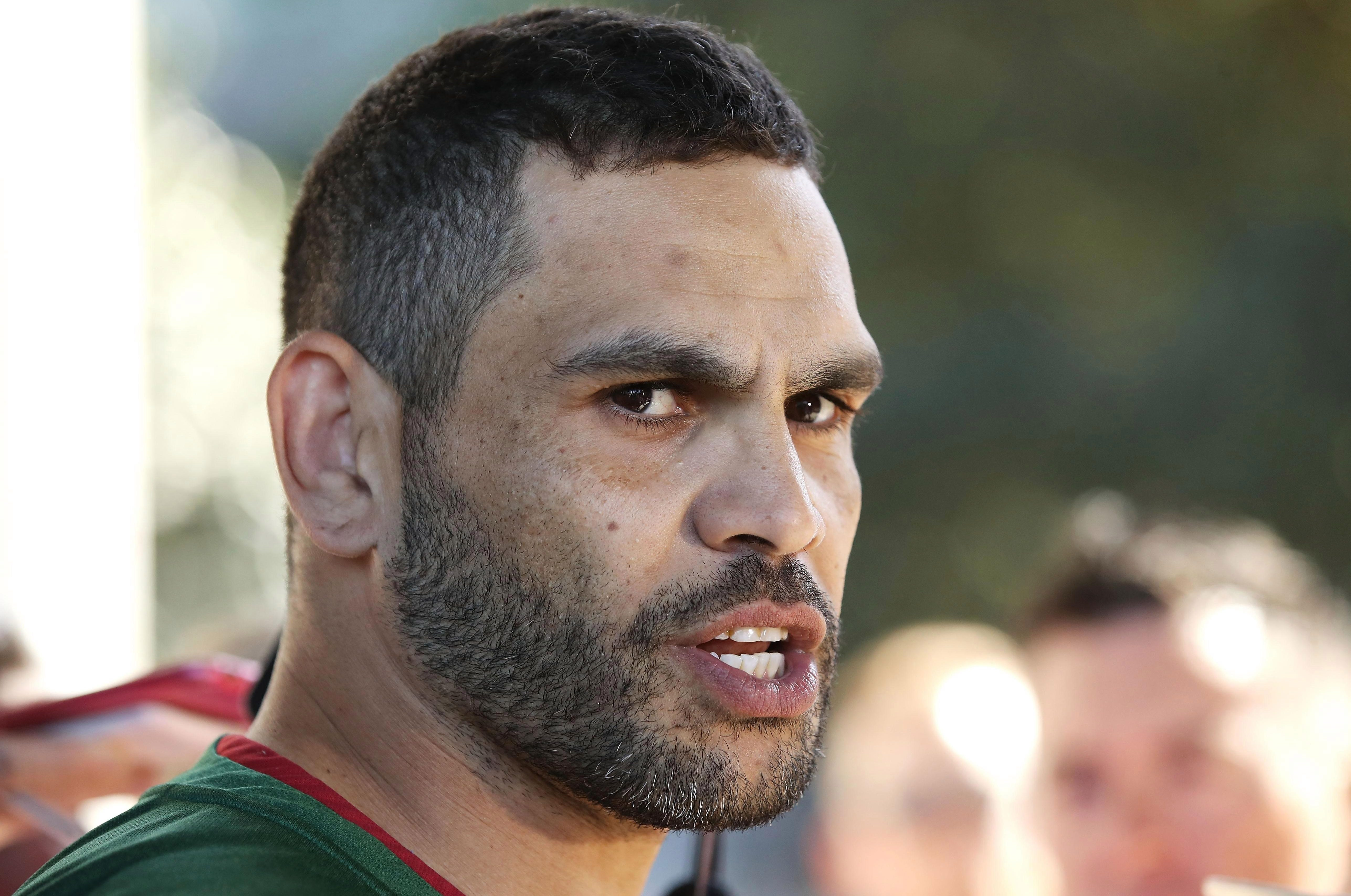 Greg Inglis' licence has been suspended and he is due to appear in court on November 2