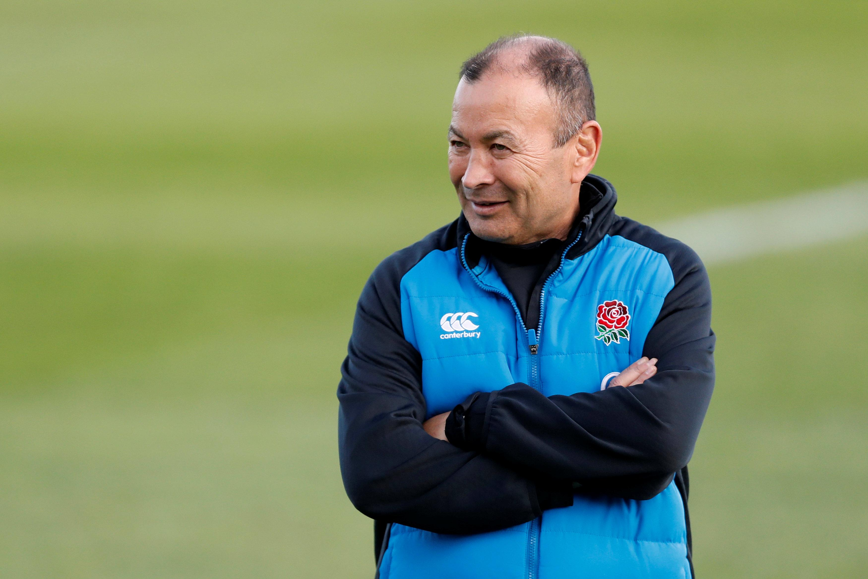 Eddie Jones has controversially named his England squad ahead of the upcoming fixtures