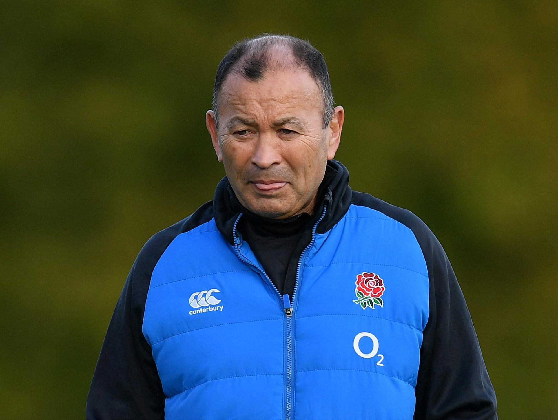 It leaves Eddie Jones with a potential selection headache ahead of the matches against