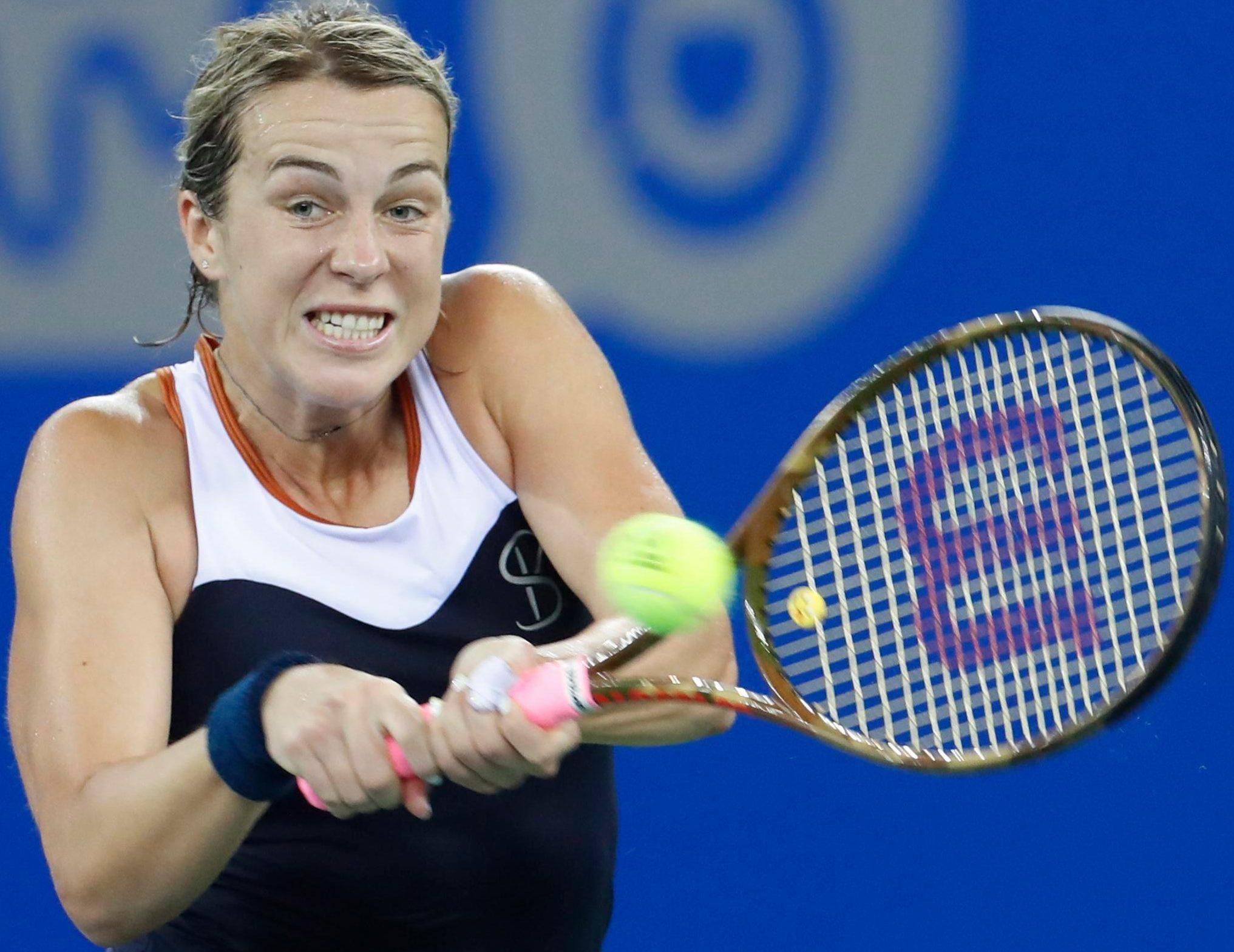 PetraKvitova is a double Wimbledon champion and a mega winner on the women's circuit