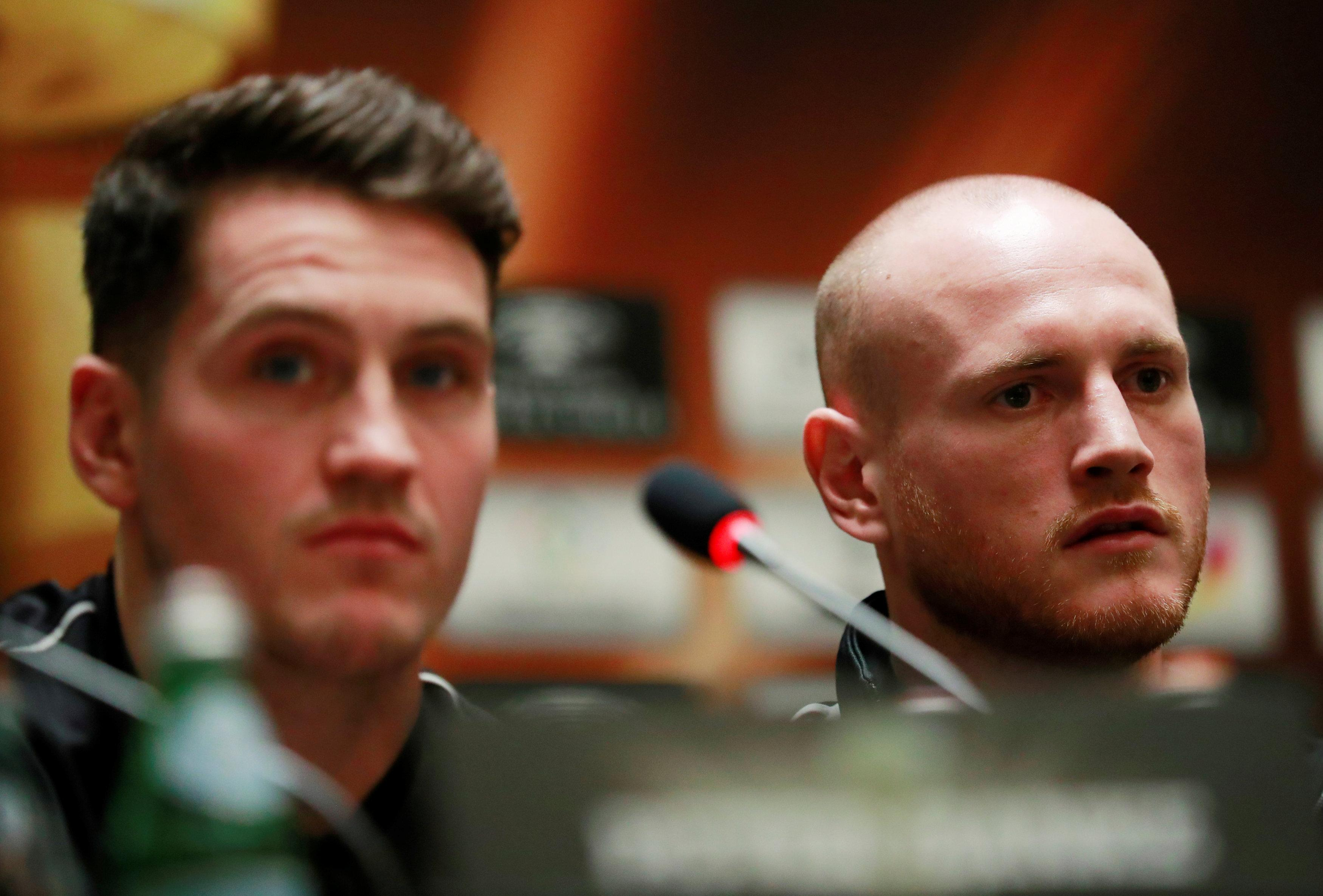 Shane McGuigan has revealed that Groves is taking some time out from boxing