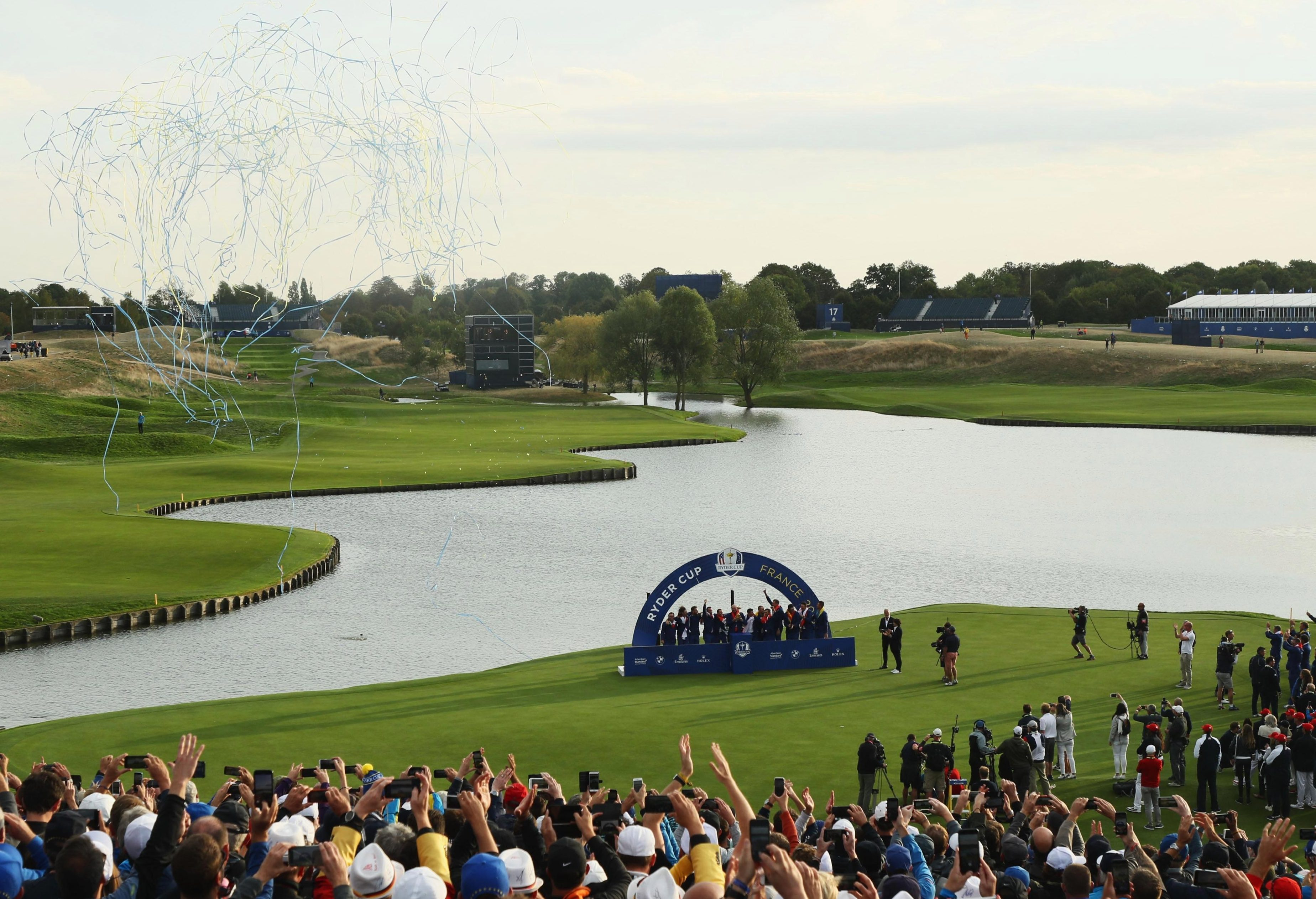 Team USA have been moaning about several factors; Mickelson's latest rant calls this year's Ryder Cup a 'waste of time'