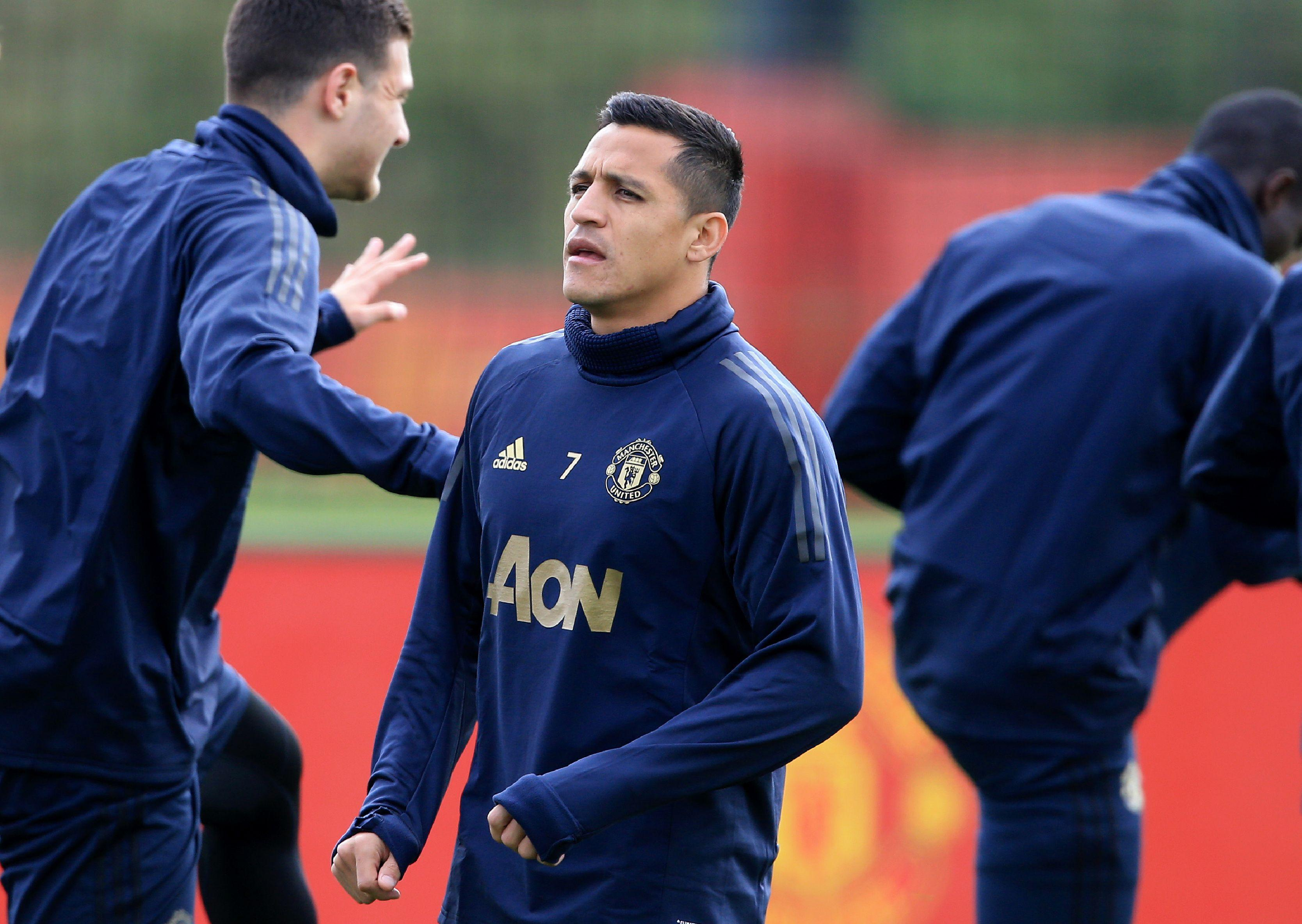 Alexis Sanchez is the latest star to feel Jose's wrath