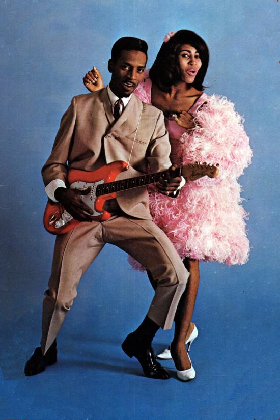 Tina was married to Ike Turner, suffering domestic abuse and reveals she was beaten on the head by a wooden spoon