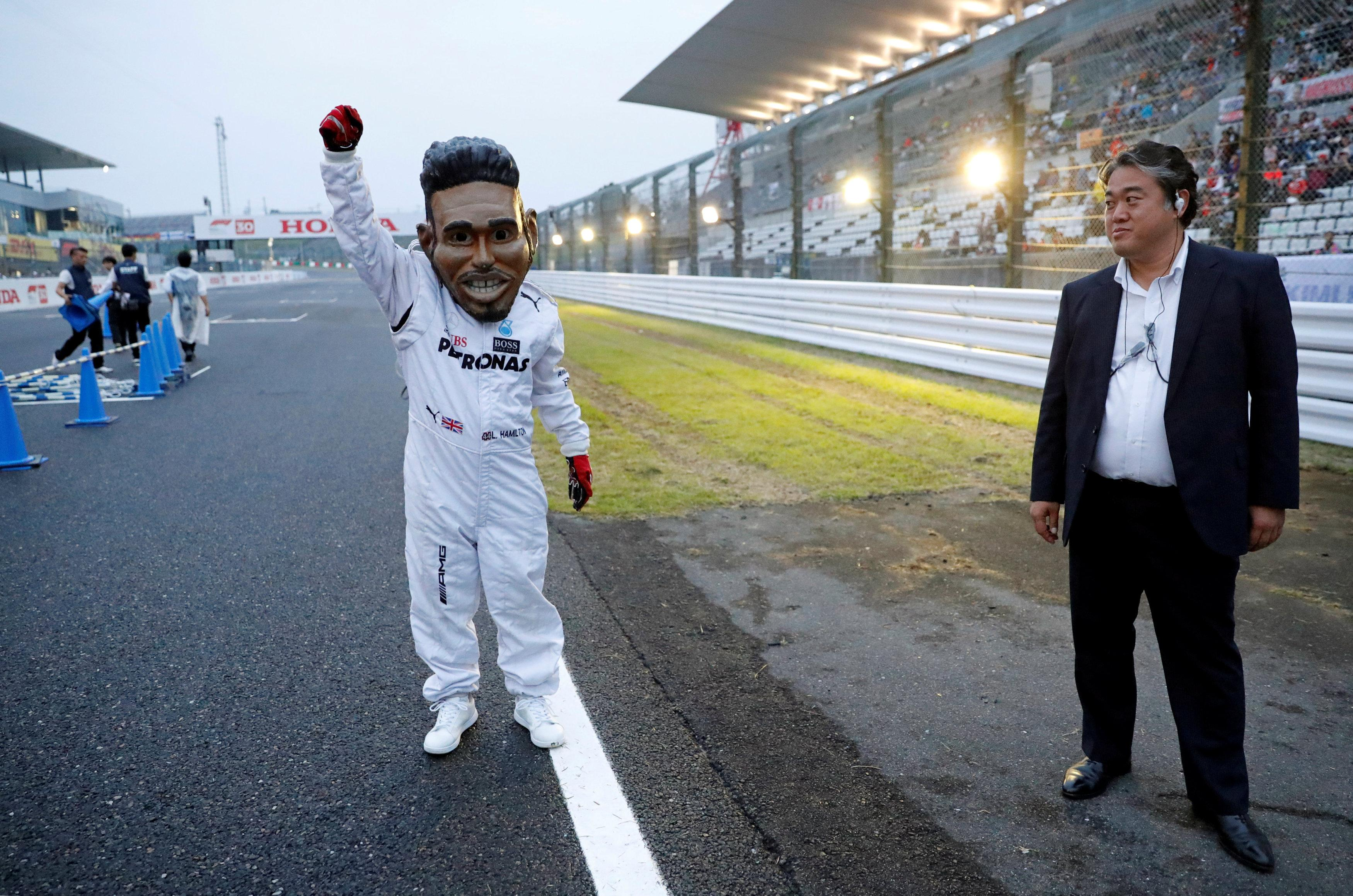 The F1 season turns to Suzuka for the Japanese GP this weekend