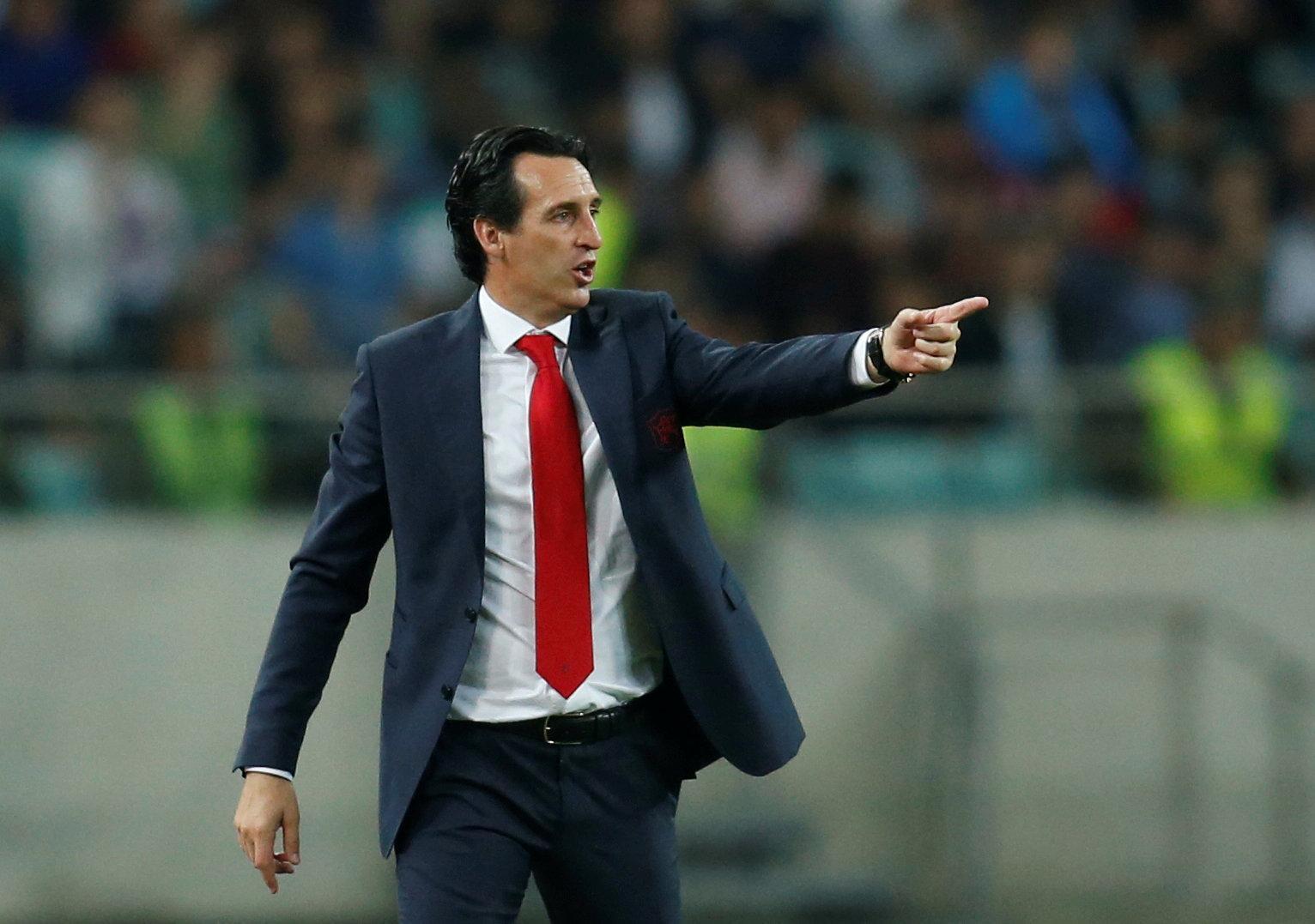 Unai Emery has had time to settle at Arsenal - thanks to Jose Mourinho, says Ian Wright