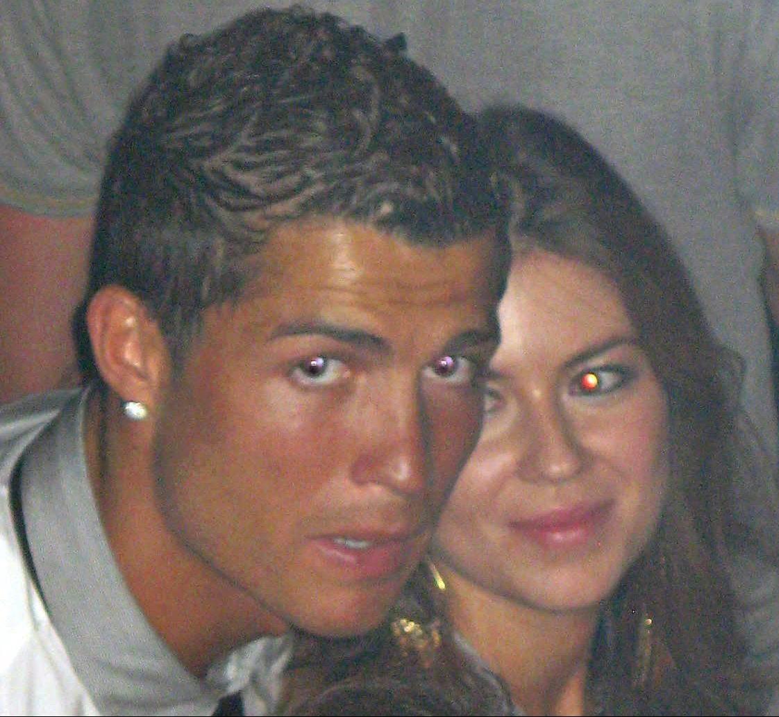 Ronaldo snapped with rape accuser Kathryn Mayorga in Rain nightclub Las Vegas in June 2009