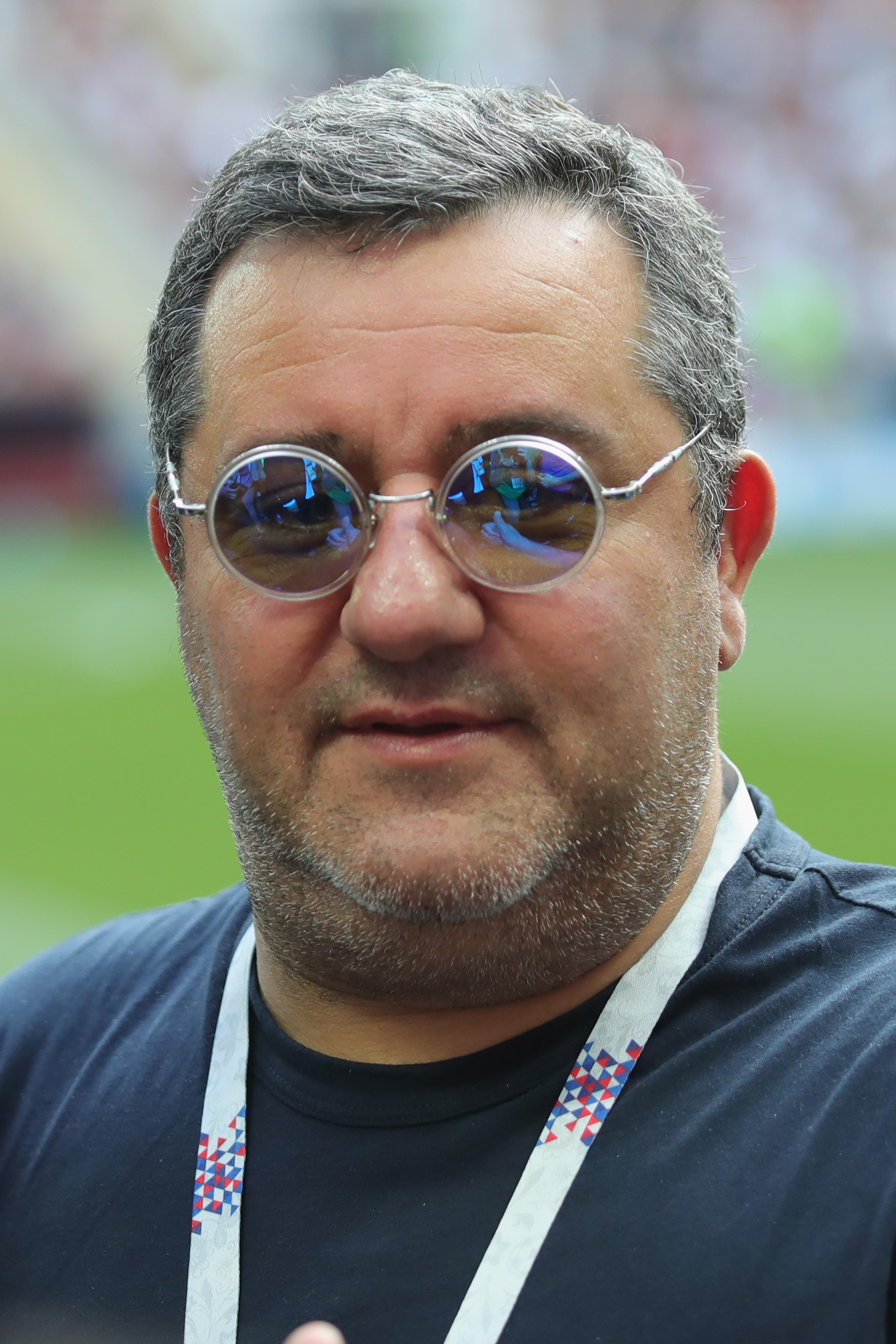 Super-agent Mino Raiola is guilty of demanding huge wages for his clients