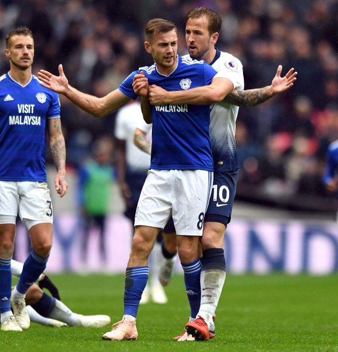 Lucas Moura Height And Weight: Tottenham News: Harry Kane Denies Cardiff Boss Neil