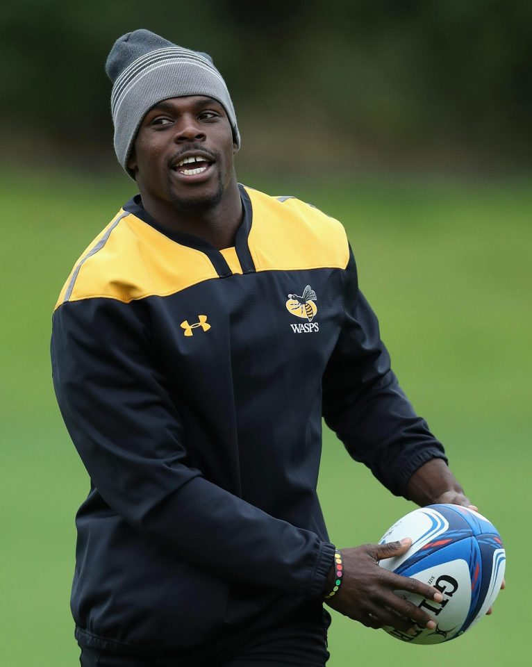Wasps have been the only club in the seven-year career of wing Christian Wade
