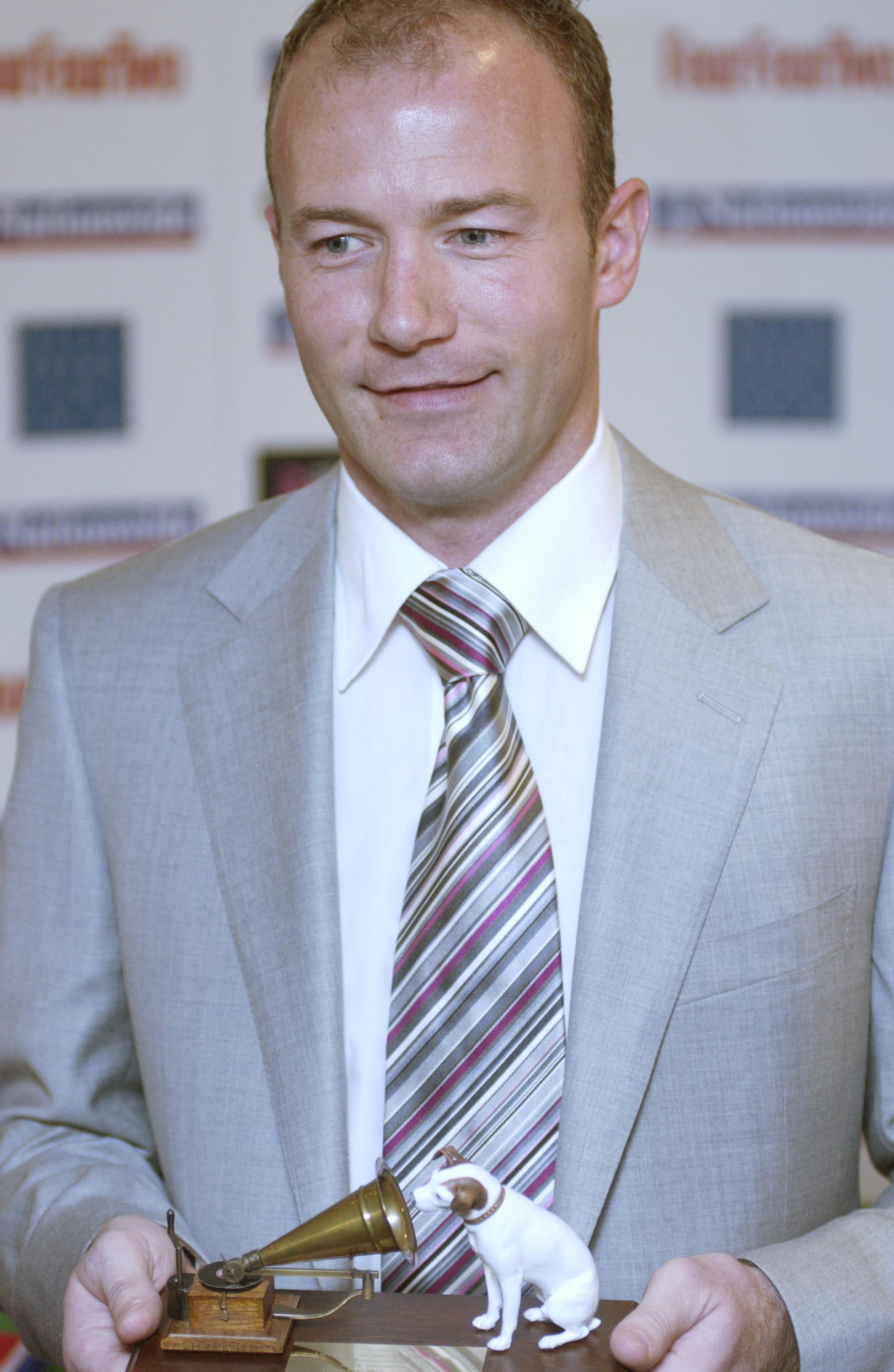 The Premier League's all-time top goalscorer Alan Shearer netted 260 times and joined the elite list in 2006