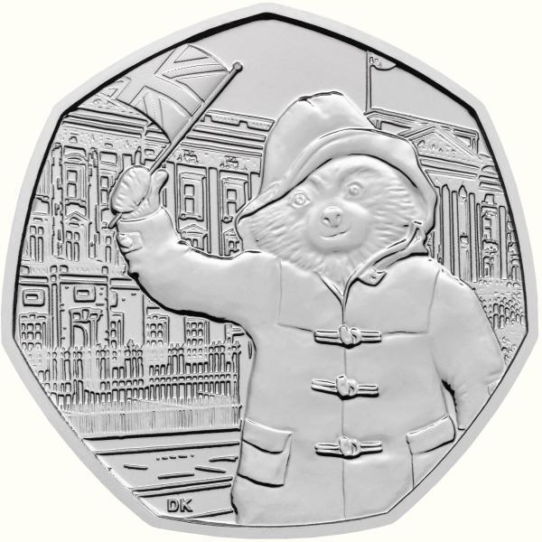 paddington bear 50p coins # 2