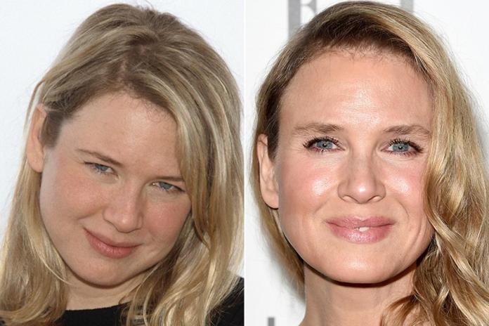 The Bridget Jones's Diary actress hasn't changed much over the years