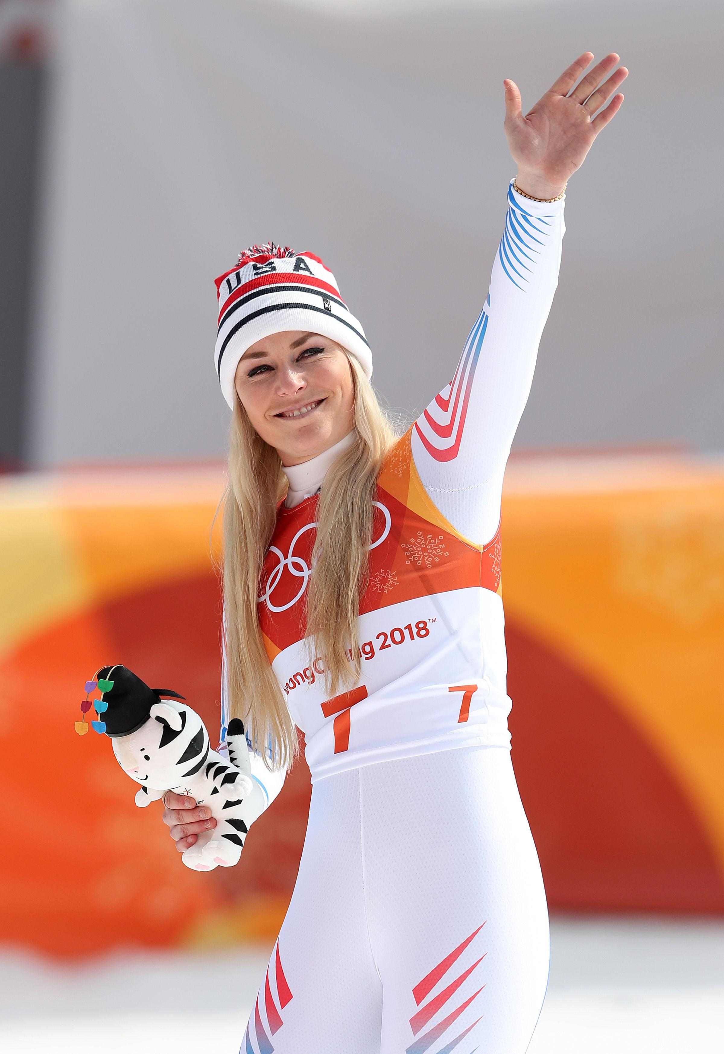 Lindsey Vonn has announced she will retire at the end of the season