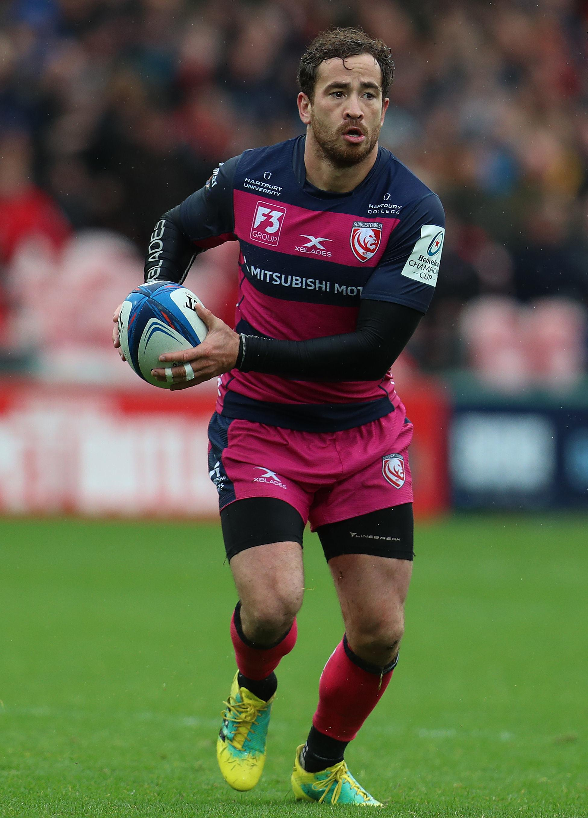 Danny Cipriani has been left out of the autumn internationals by Eddie Jones