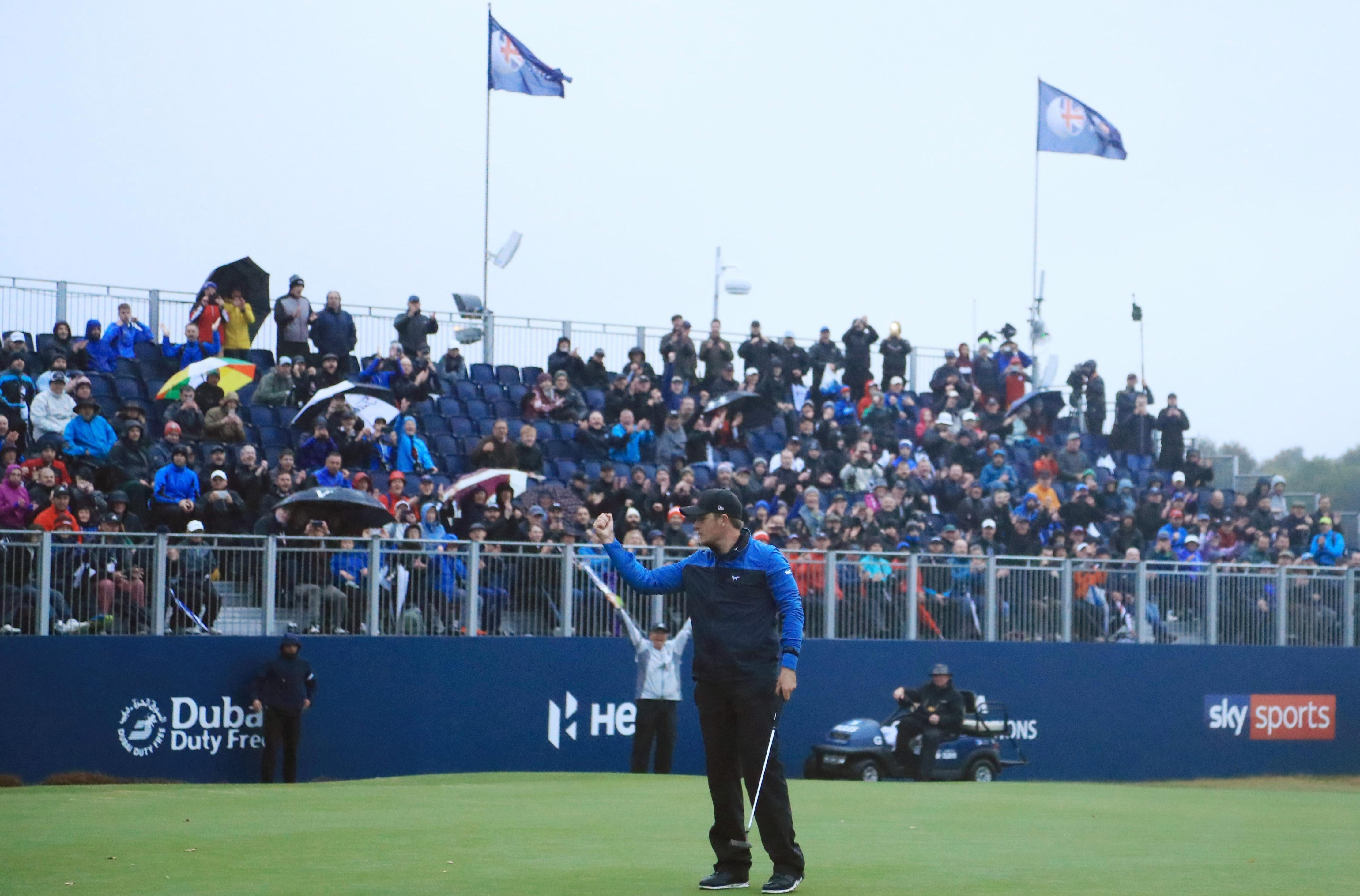 Eddie Pepperell will be world No33 after being No513 less than 18 months ago