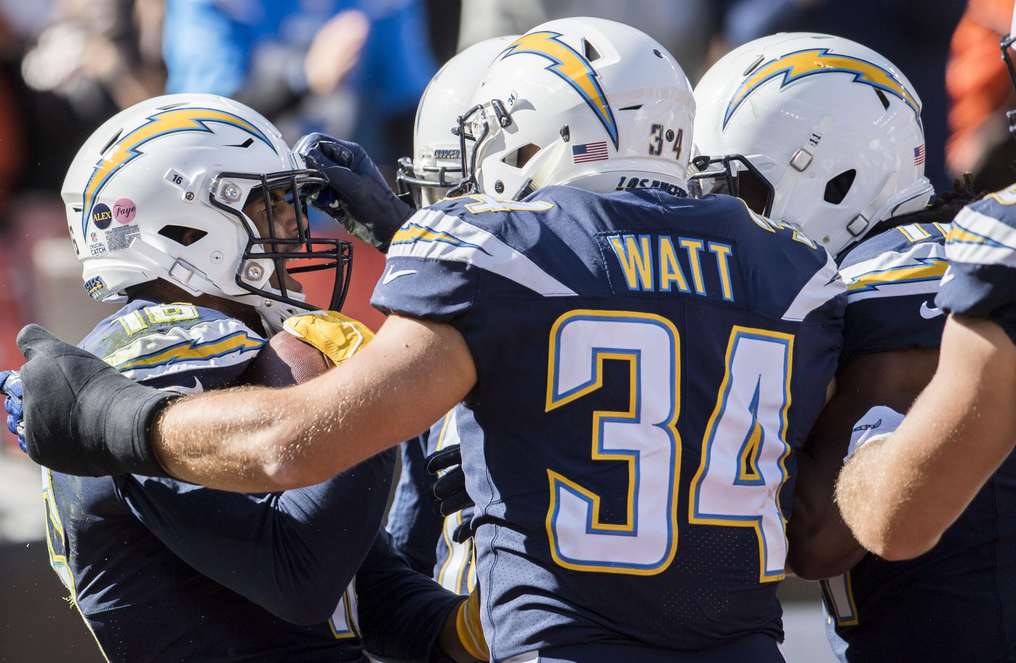 The Chargers were brilliant as they thrashed the Browns last week