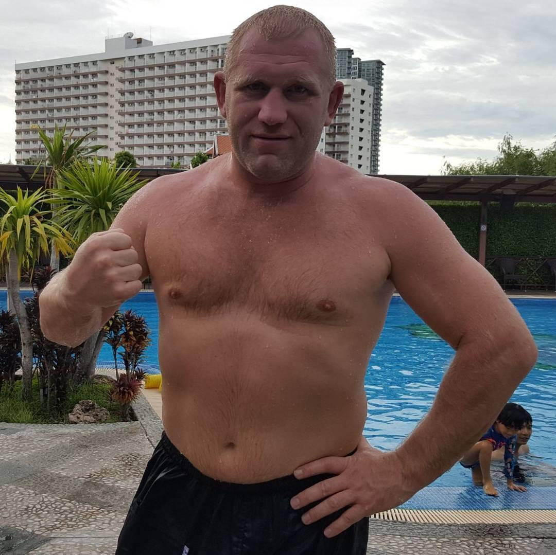 Sergei Kharitonov has insisted that he was not driving the car at the time