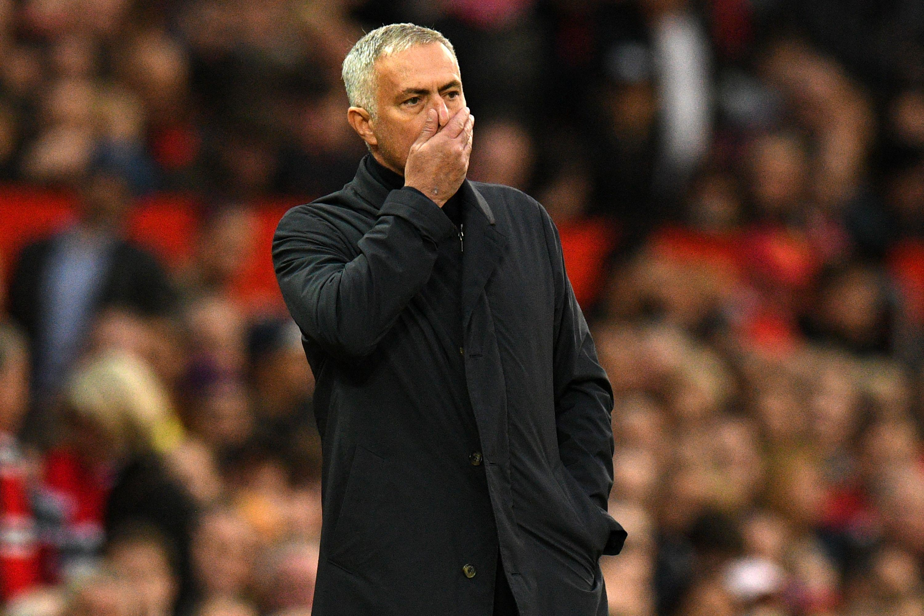 Jose Mourinho would certainly welcome some more money to spend in the transfer market