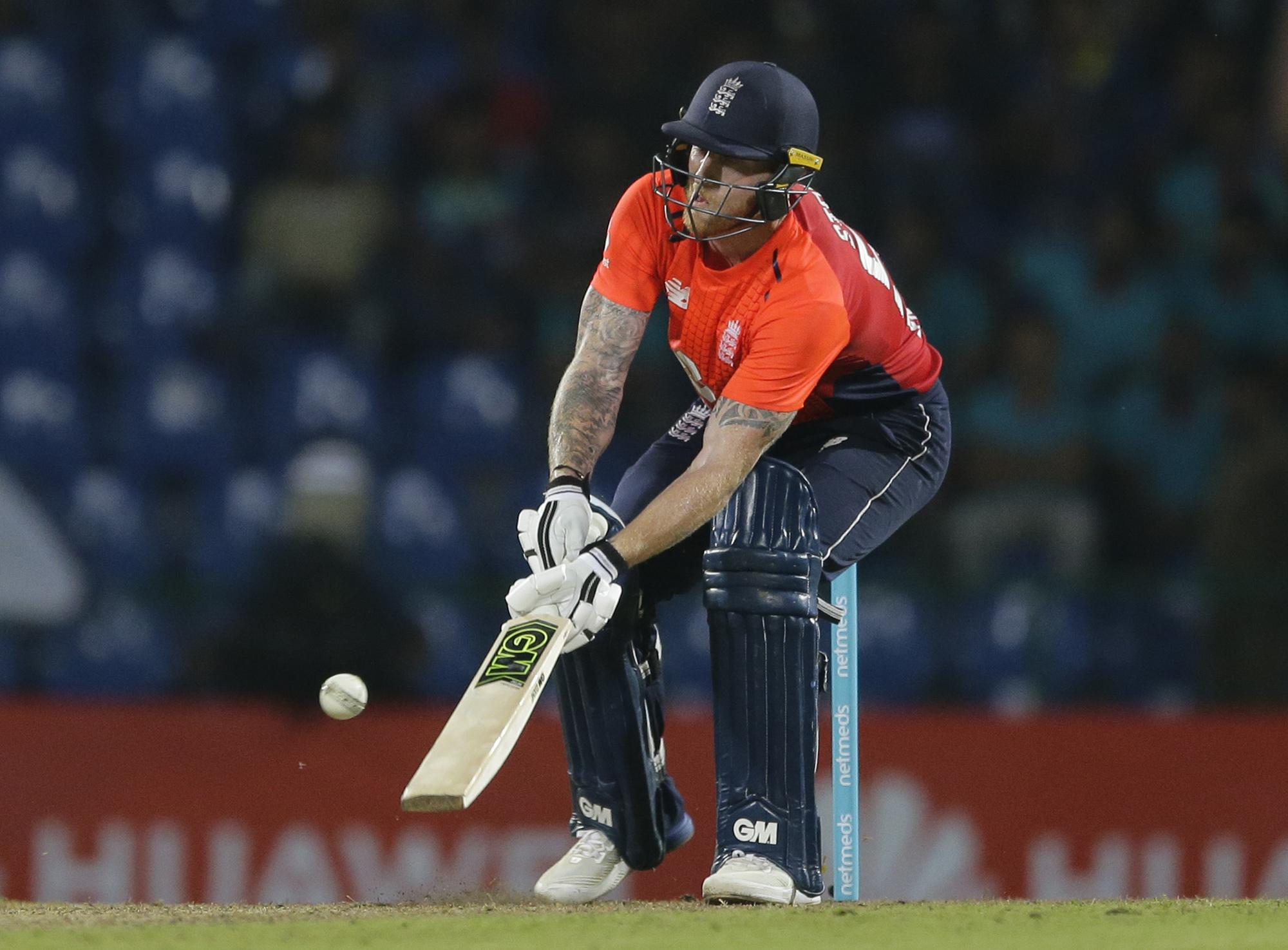 Ben Stokes fared well with bat and ball in the comprehensive win