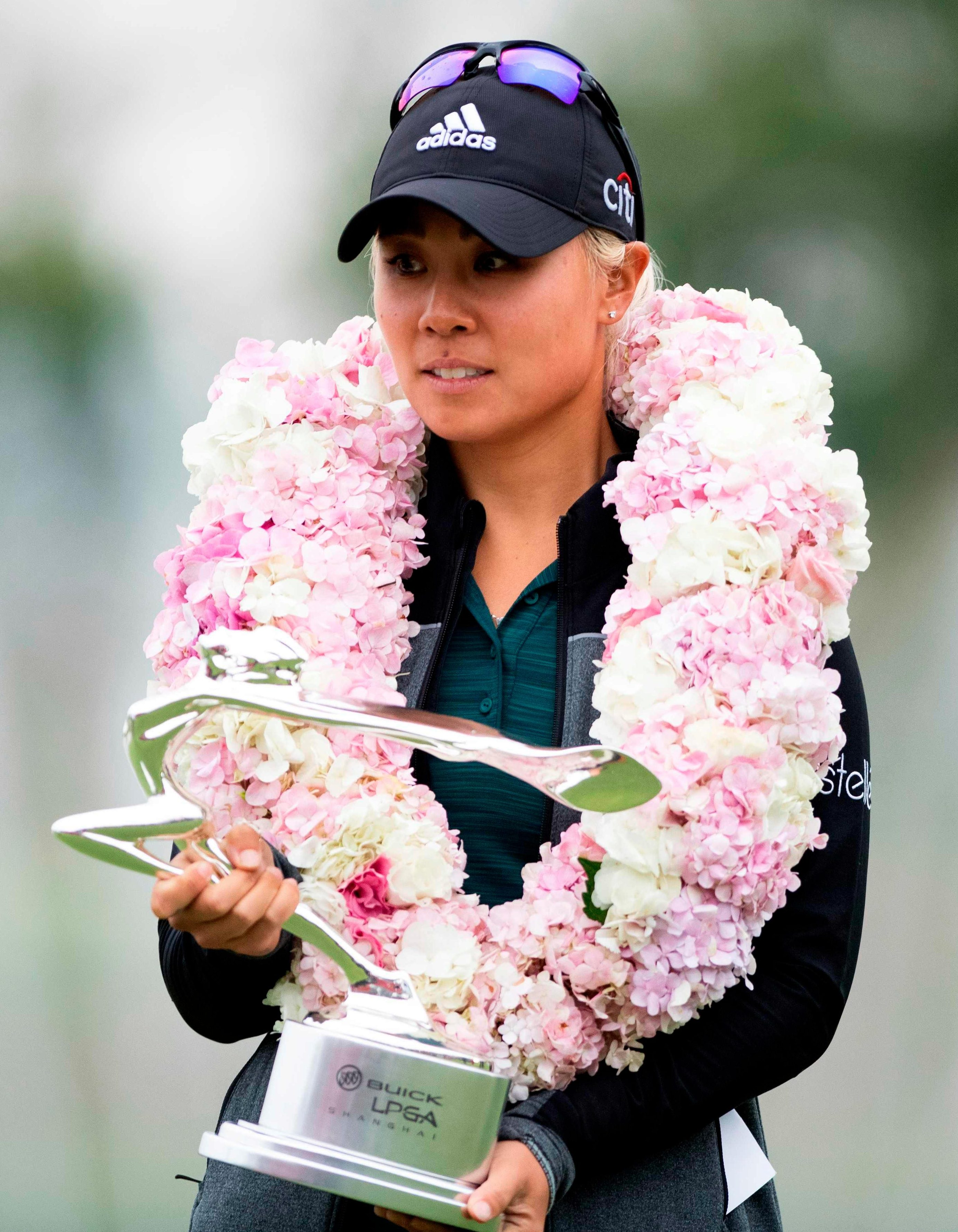 Victory was a garland occasion for Danielle Kang, whose talent has not been matched by her number of tournament triumphs - just two so far