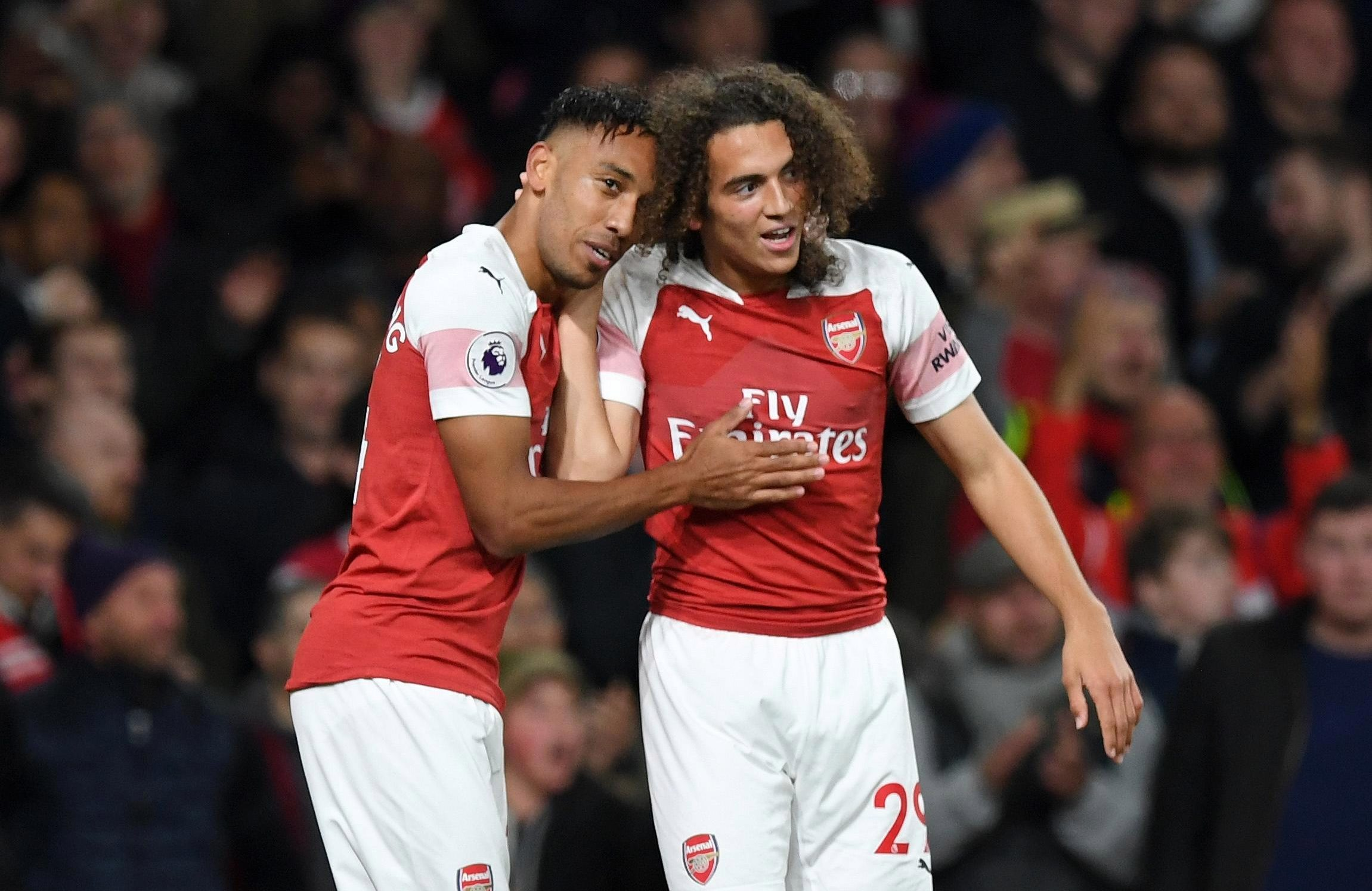 The striker came off the bench to fire the Gunners to glory