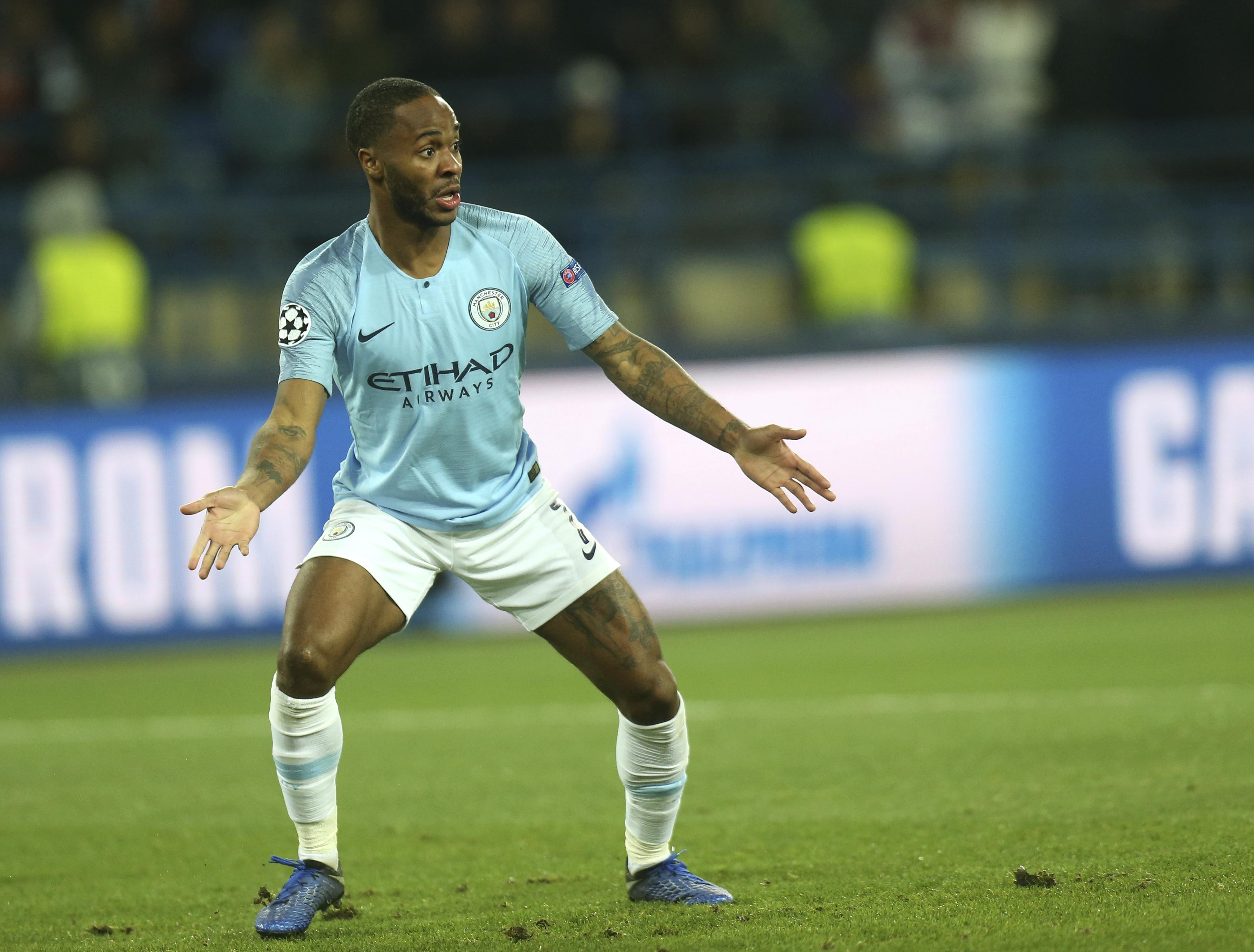 Raheem Sterling demanded a staggering £100,000-a-week pay rise