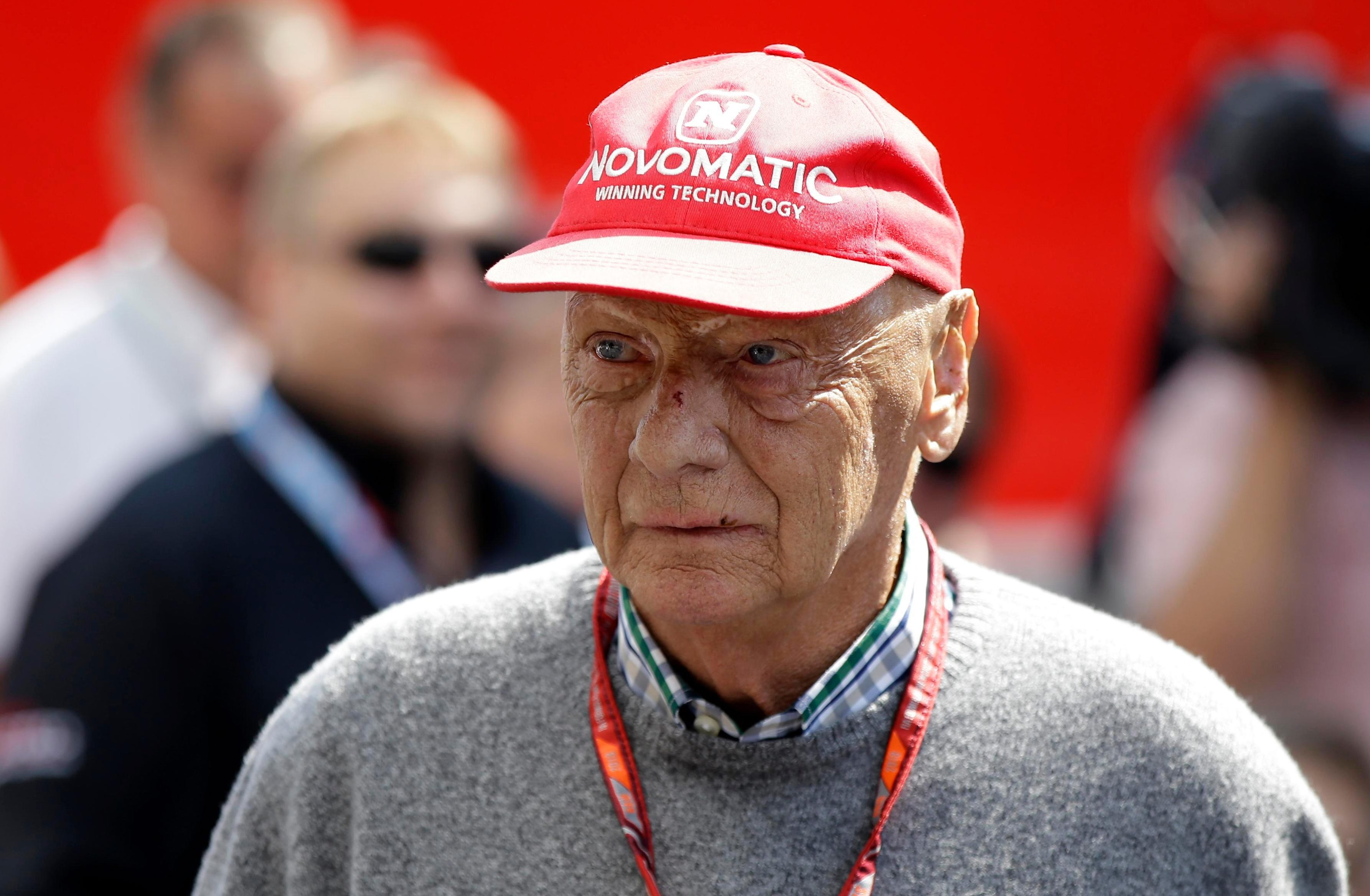Niki Lauda has had a lung transplant after suffering lasting damage from his horrific racing accident in 1976at the Nurburgring in Germany