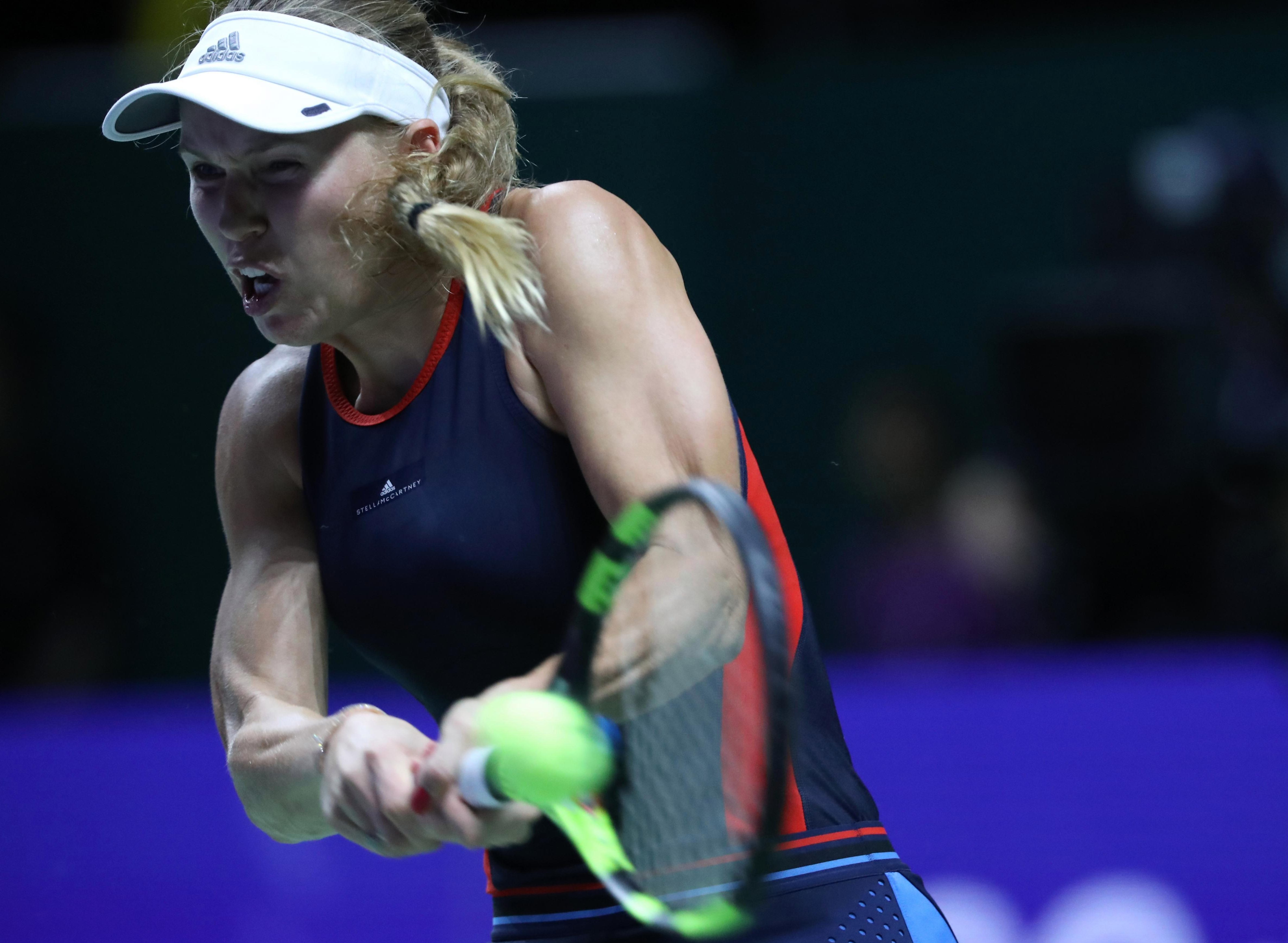 The reigning Australian Open champion is hopeful that the condition will not impact her career
