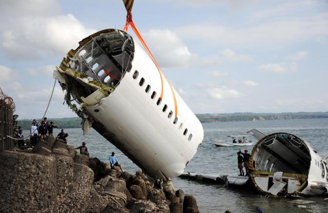 In 2013, a Lion Air Boeing 737 crashed while attempting to land at Bali International Airport