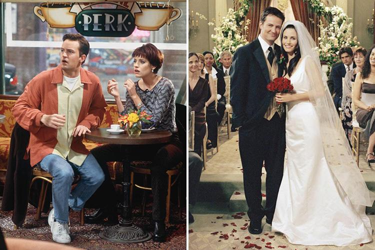 Friends Theory Suggests Chandler Bing Was Still In Love With Kathy
