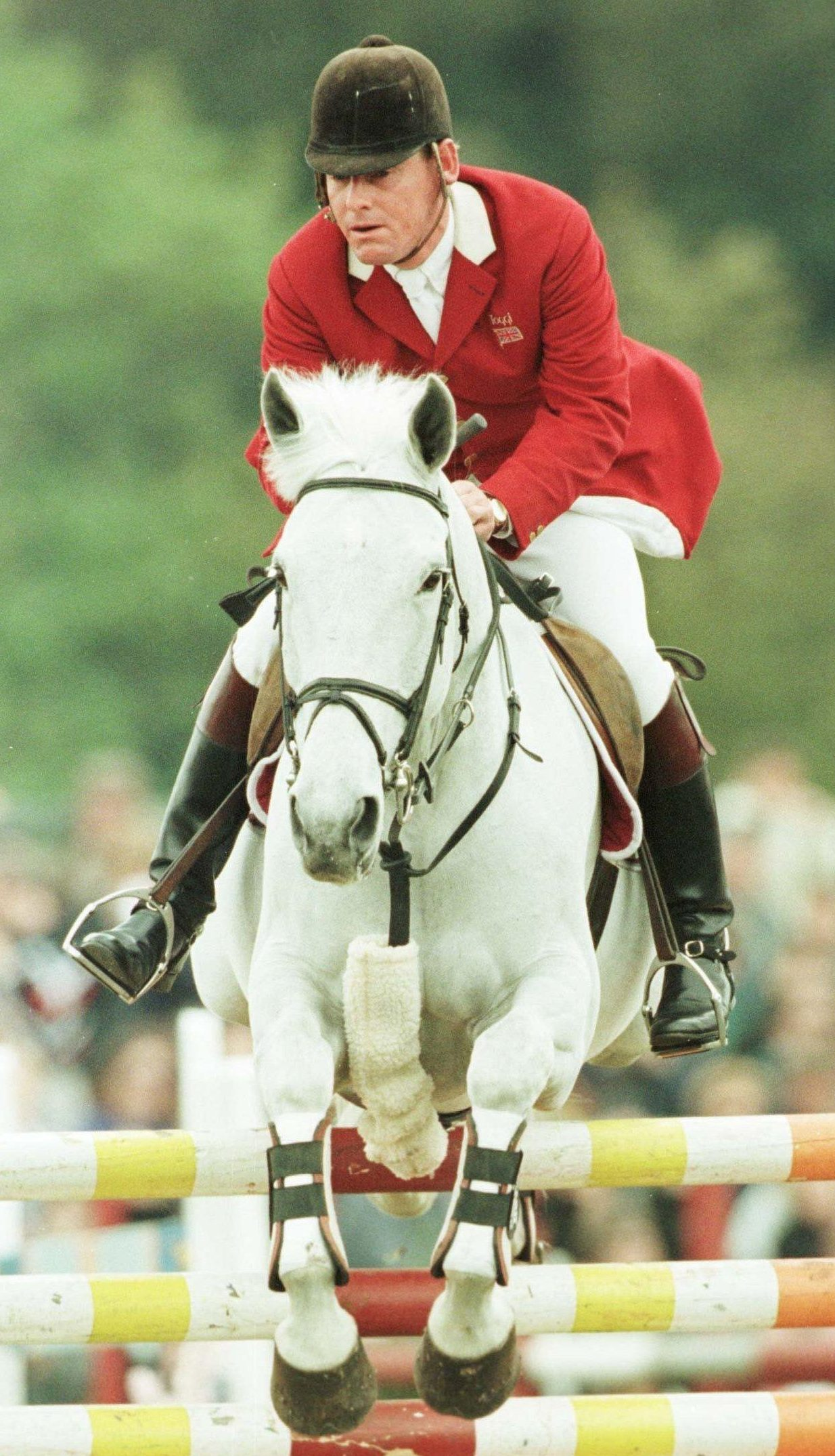 Stockdale was a popular figure in the equestrian community and will be sorely missed