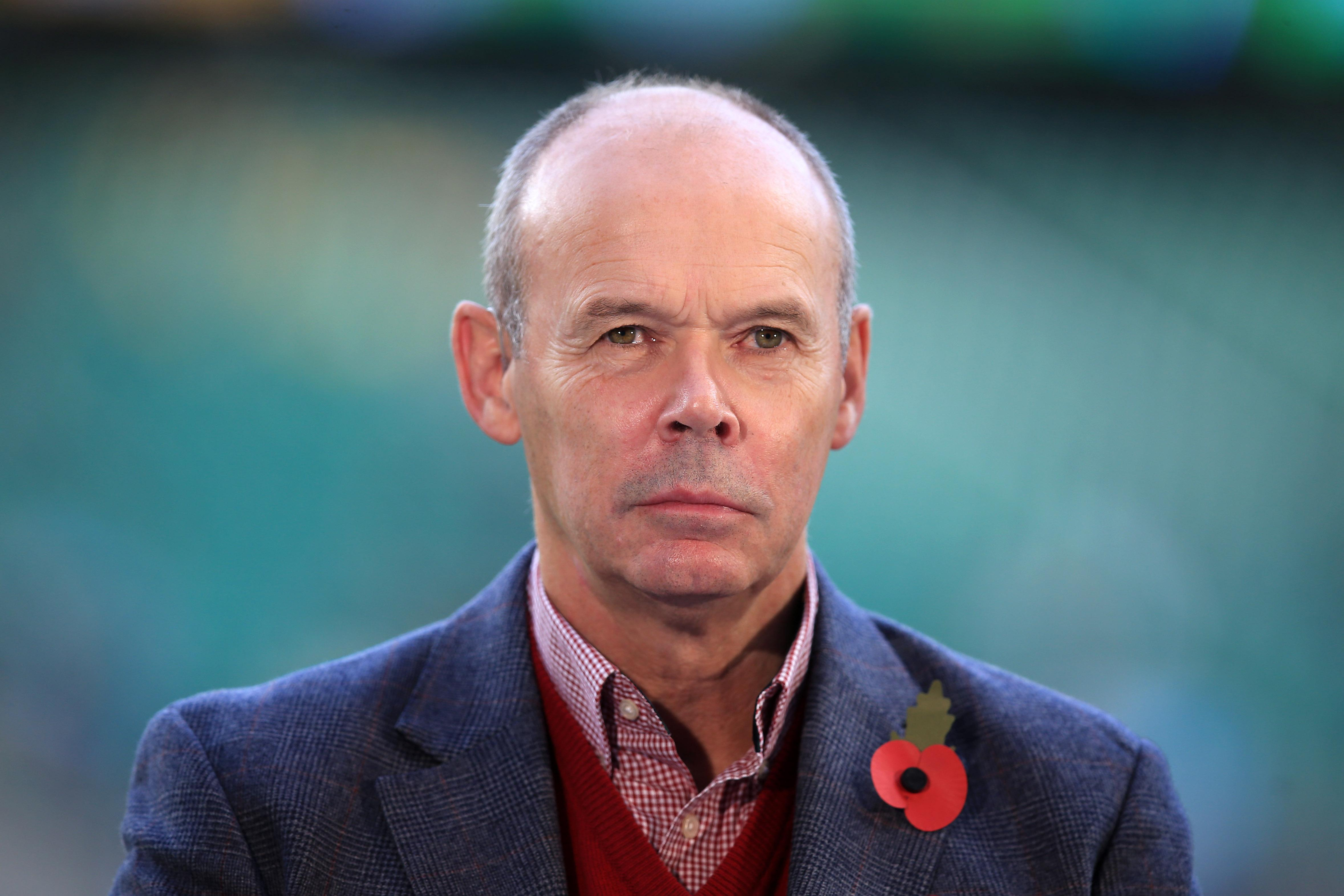 Sir Clive Woodward blasted England for their All Blacks performance