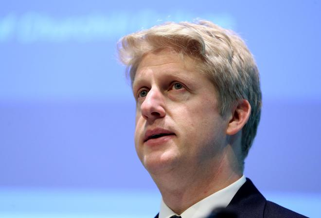 Jo Johnson previously quit the Government and demanded a second referendum
