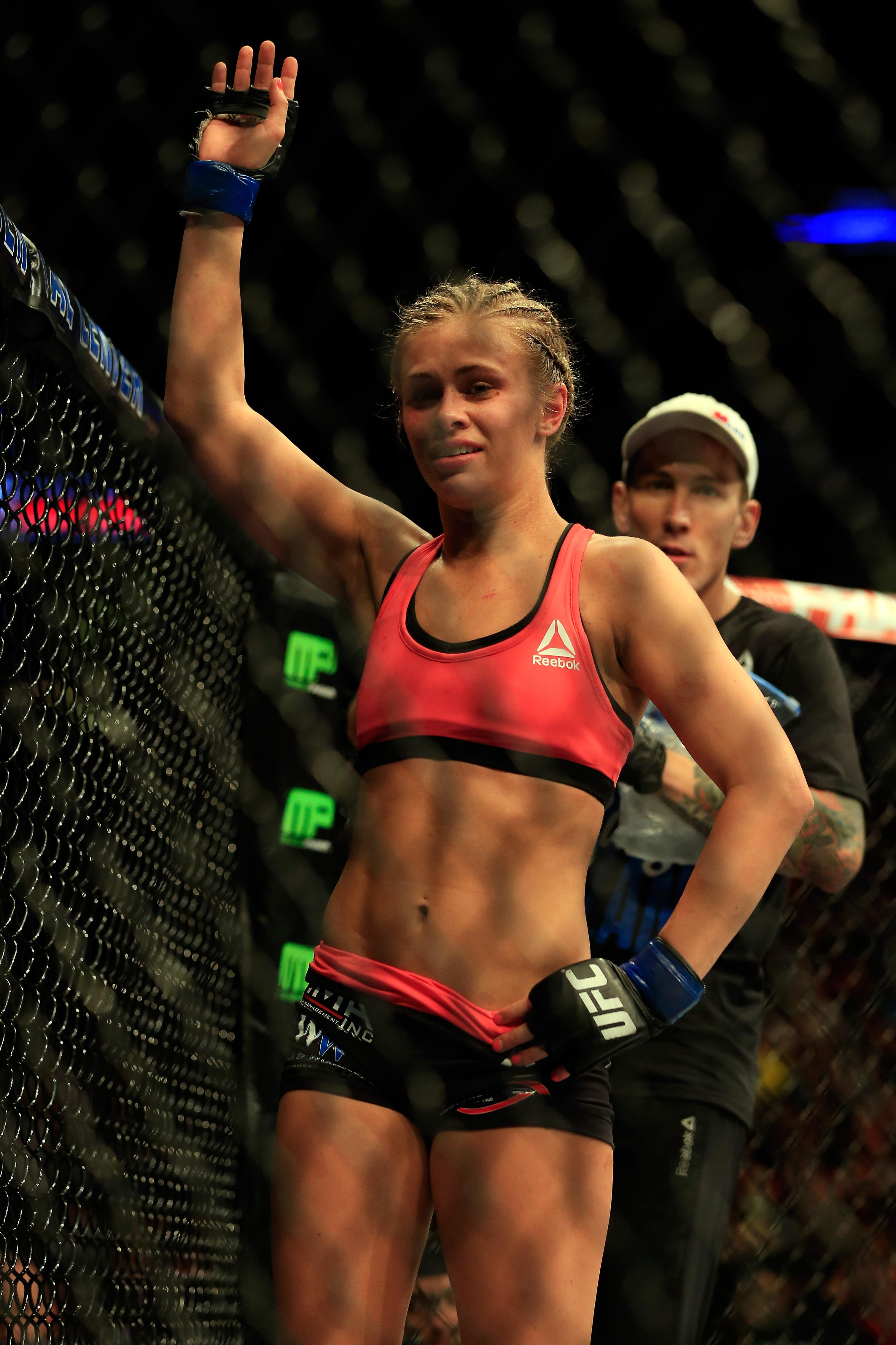 Paige VanZant's comeback fight could be in jeopardy