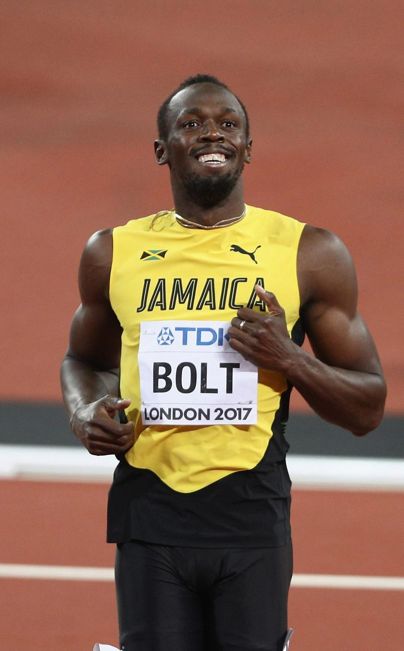 Usain Bolt says abstaining from sex the night before his races could be one of the reasons for his success