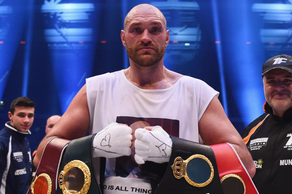 When did tyson fury lose his belts and how long did he for 1 800 2 sell homes reviews
