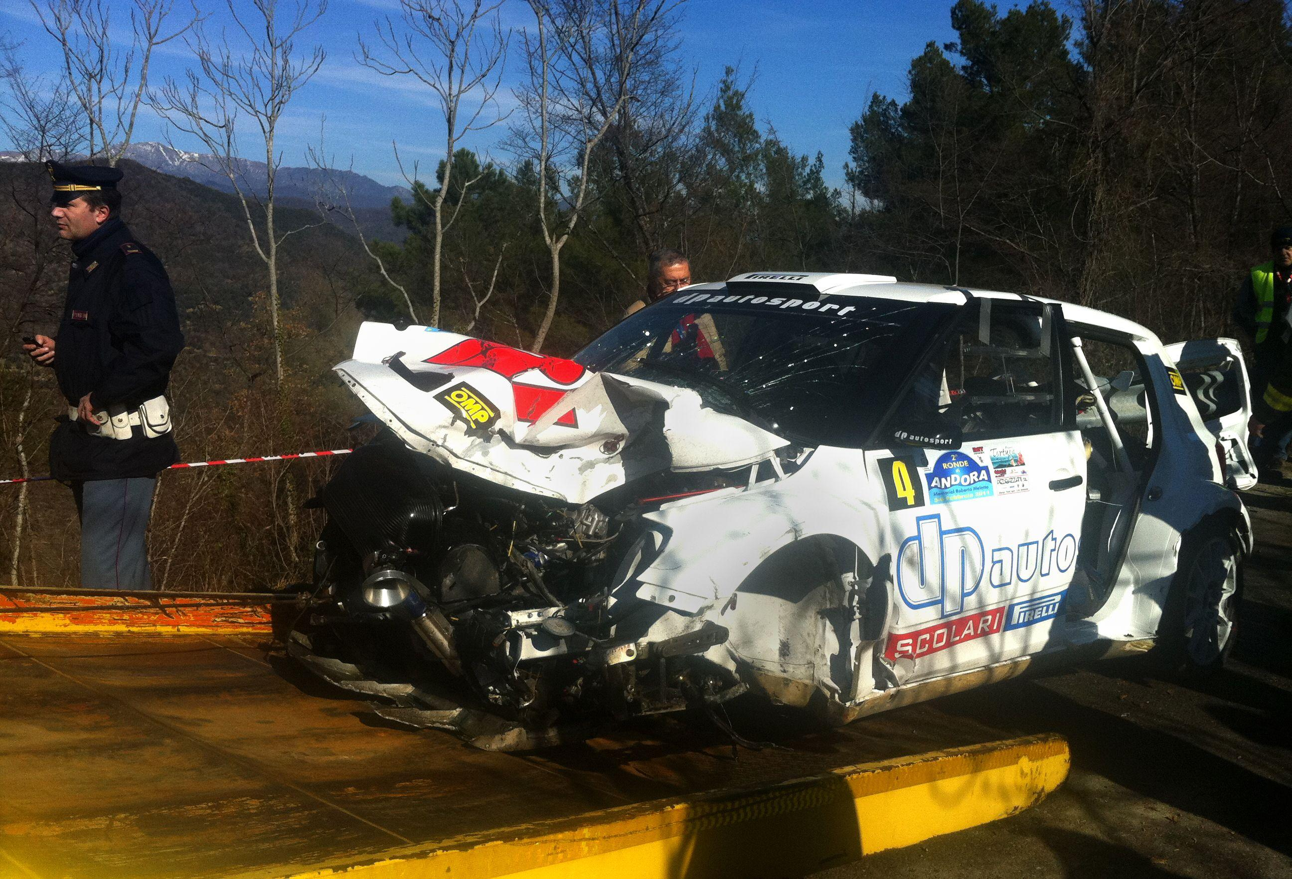 The Polish racer almost lost his life in 2011 following a horrendous crash during a rally race