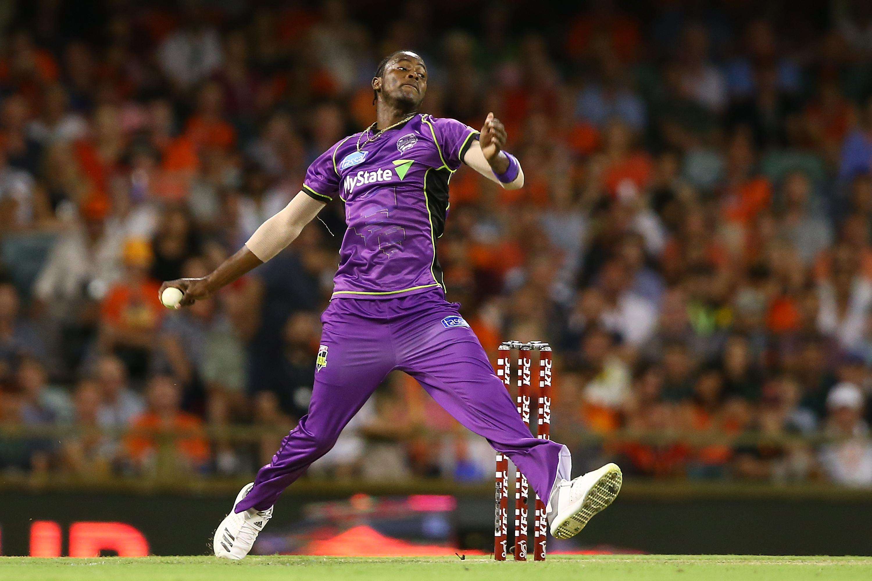 Archers most eye-catching display's have come for the Hobart Hurricanes in the Big Bash
