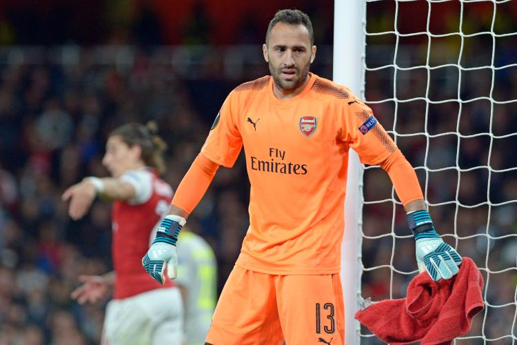 David Ospina could leave Arsenal for just £3.5m in the summer