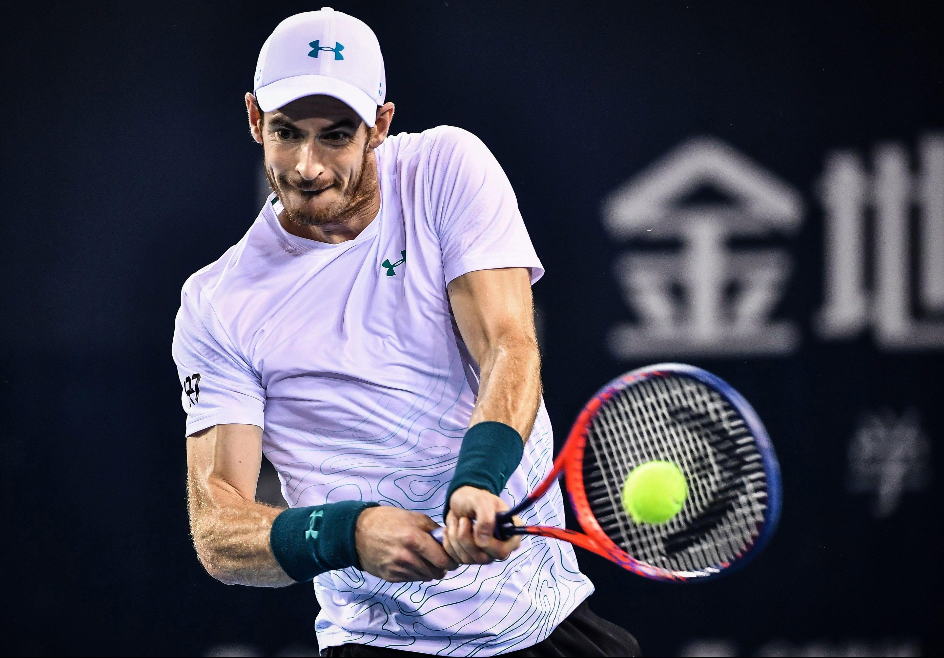 Scot Andy Murray hit his lowest point when he had to pull out of the Oz Open in January
