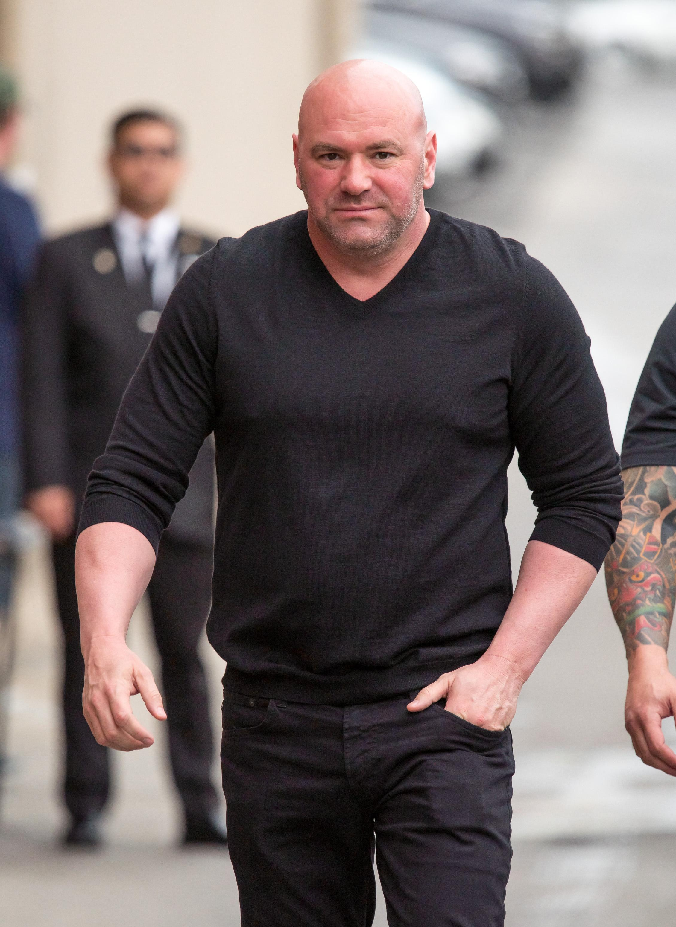 UFC president Dana White has revealed that McGregor is prepared to face anyone to fight Khabib again